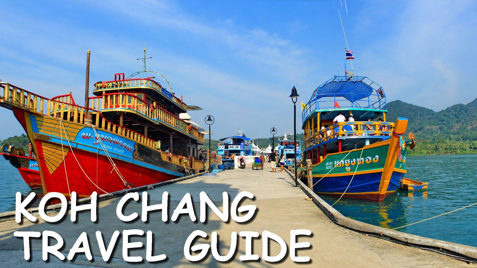 Bang Bao bay, Koh Chang Guide - Деревня Банг Бао, Ко Чанг - YouTube