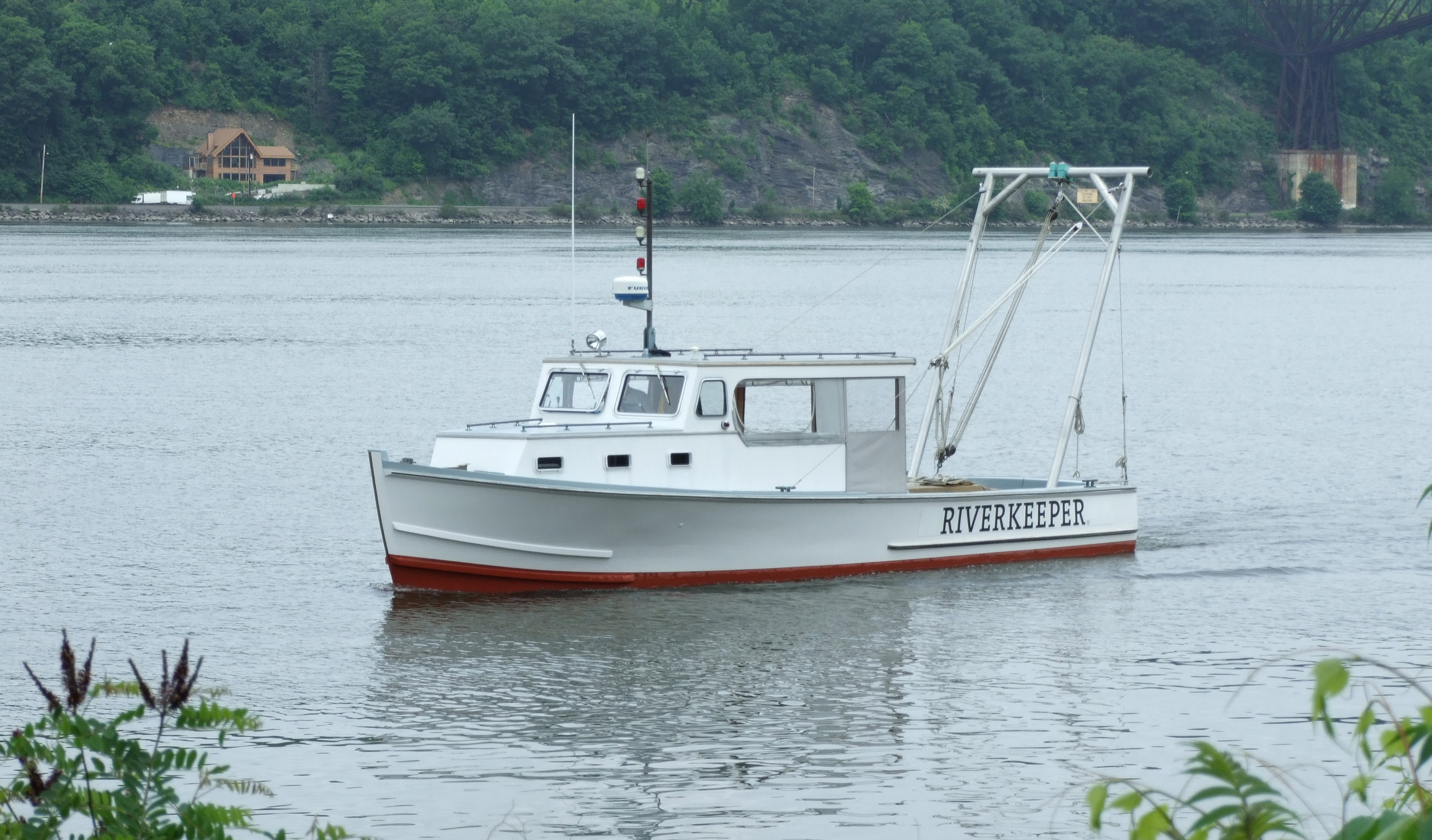 Patrol Boat - Riverkeeper