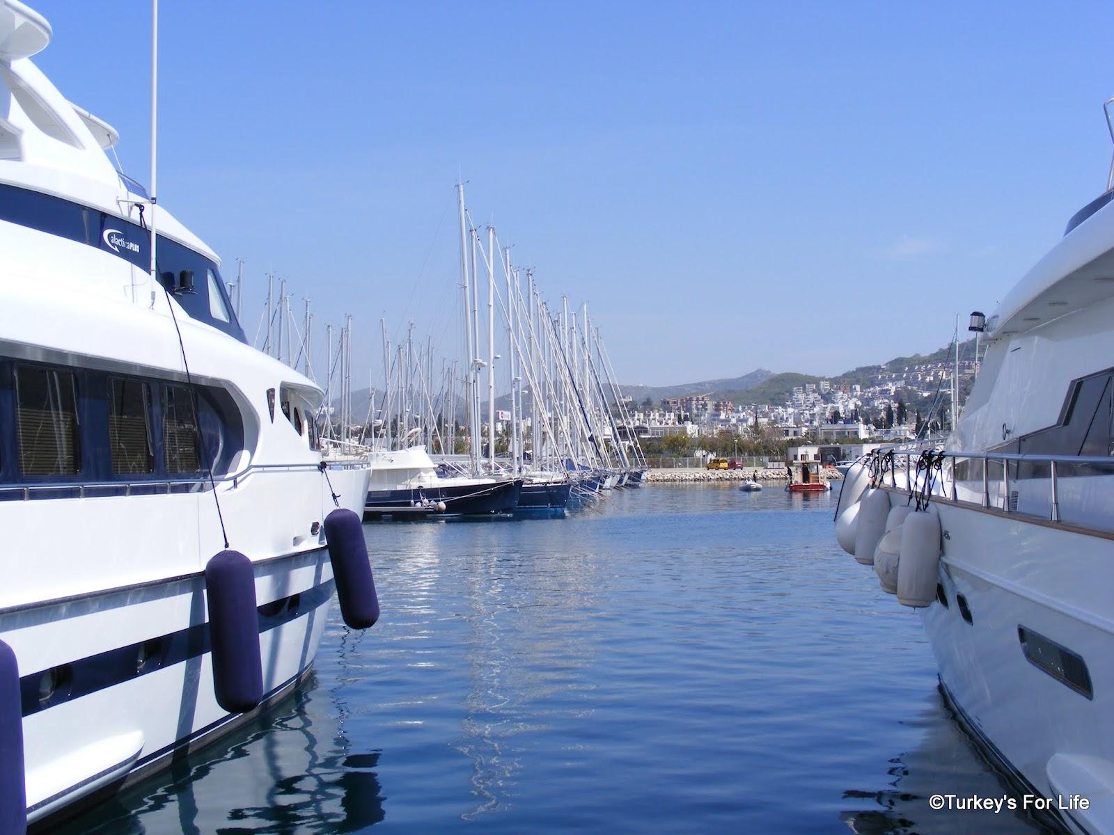 Bodrum Peninsula: Onwards To Turgutreis - A Photo Story • Turkey's ...