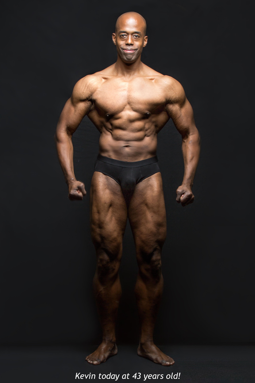 Natural Bodybuilder- Kevin Richardson- All Natural Bodybuilding ...