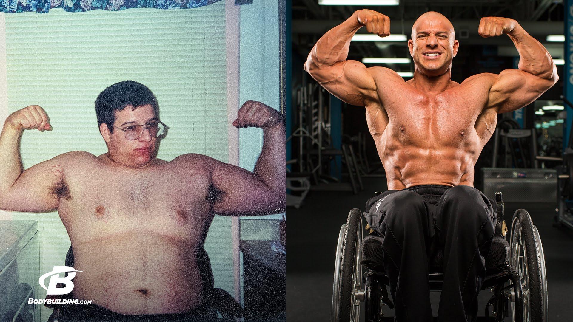 Rising Up: The Story of Wheelchair Bodybuilder Nick Scott - YouTube