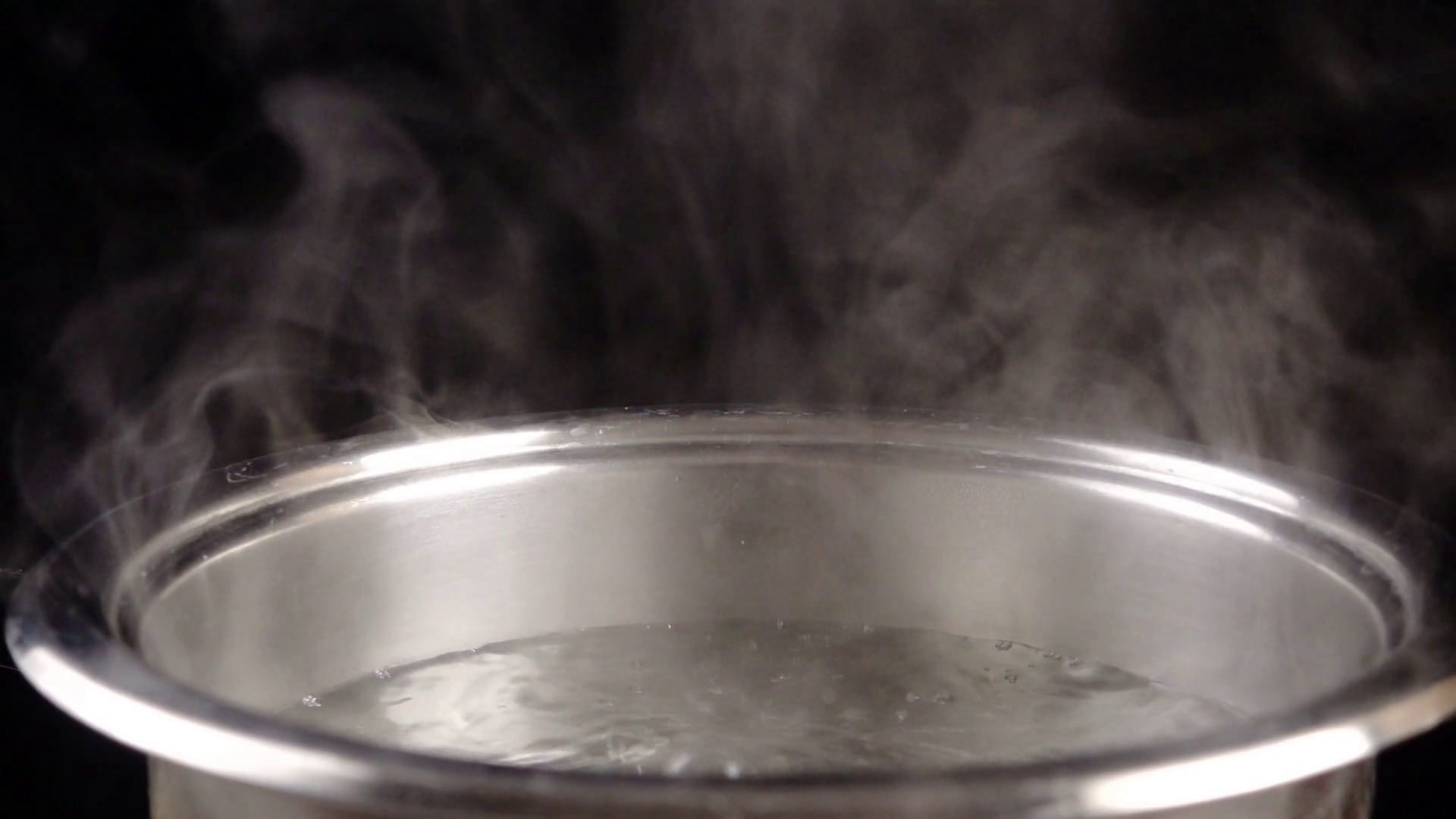 Boiling water photo