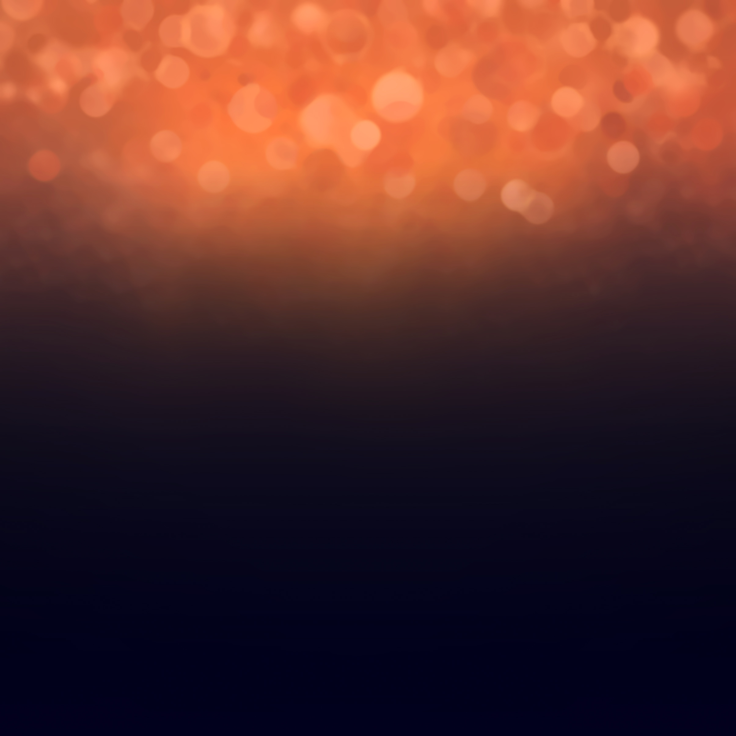 Bokeh background - deep blue and orange, Abstract, Mist, Outdoor, Orange, HQ Photo