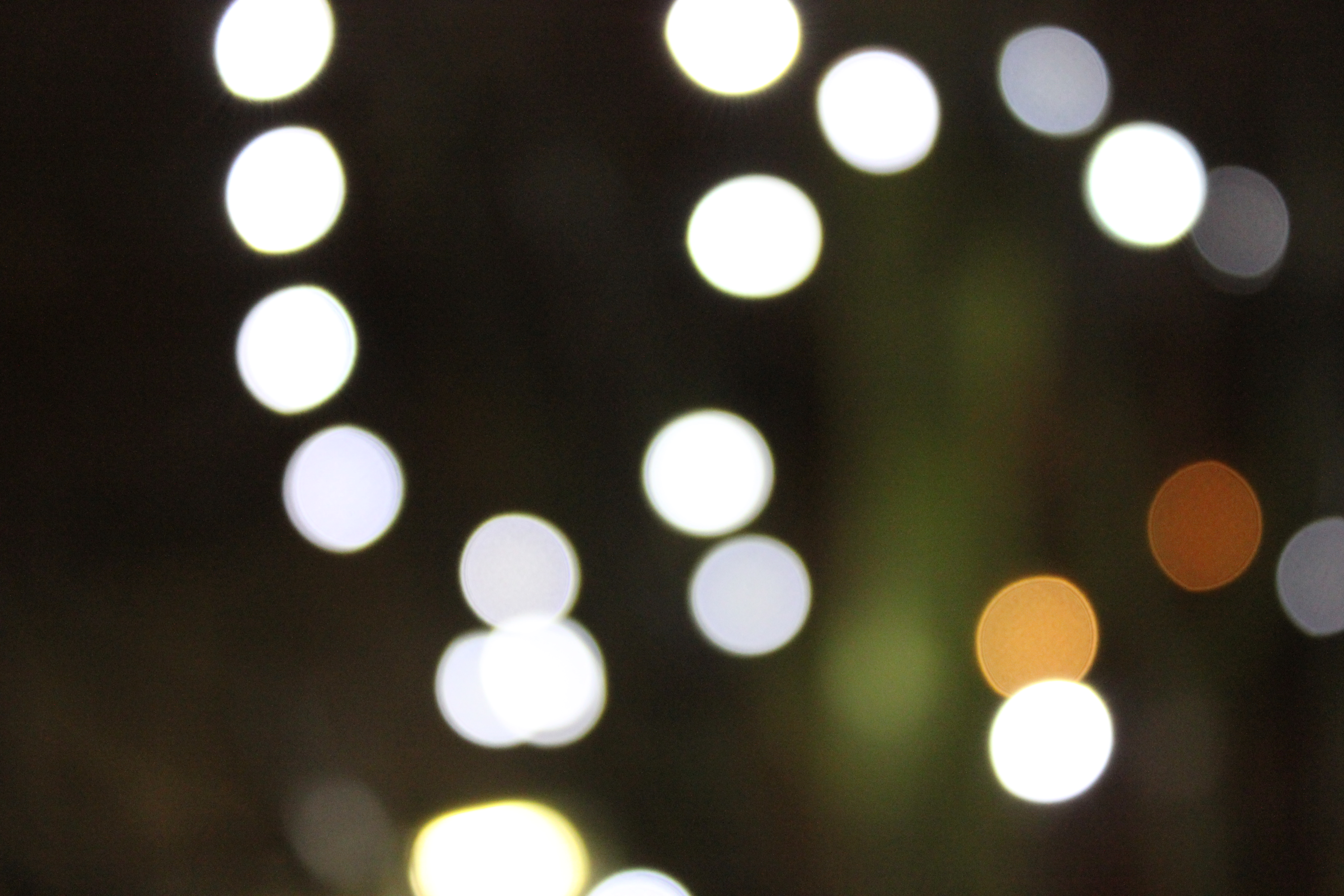 Free photo: Bokeh Effect - Lights, Night, Red - Free Download - Jooinn