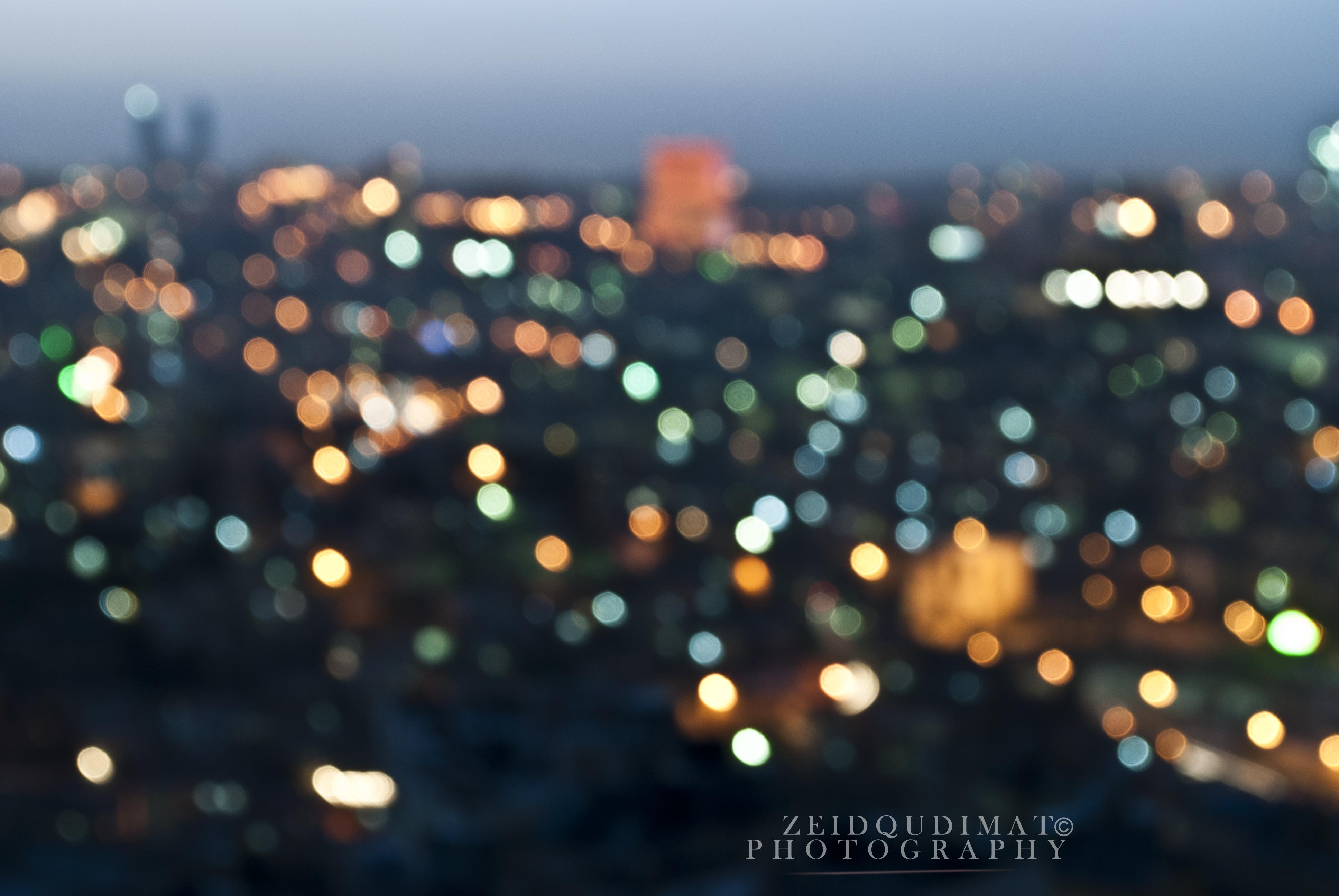 Amman Bokeh Effect by zeidroid on DeviantArt