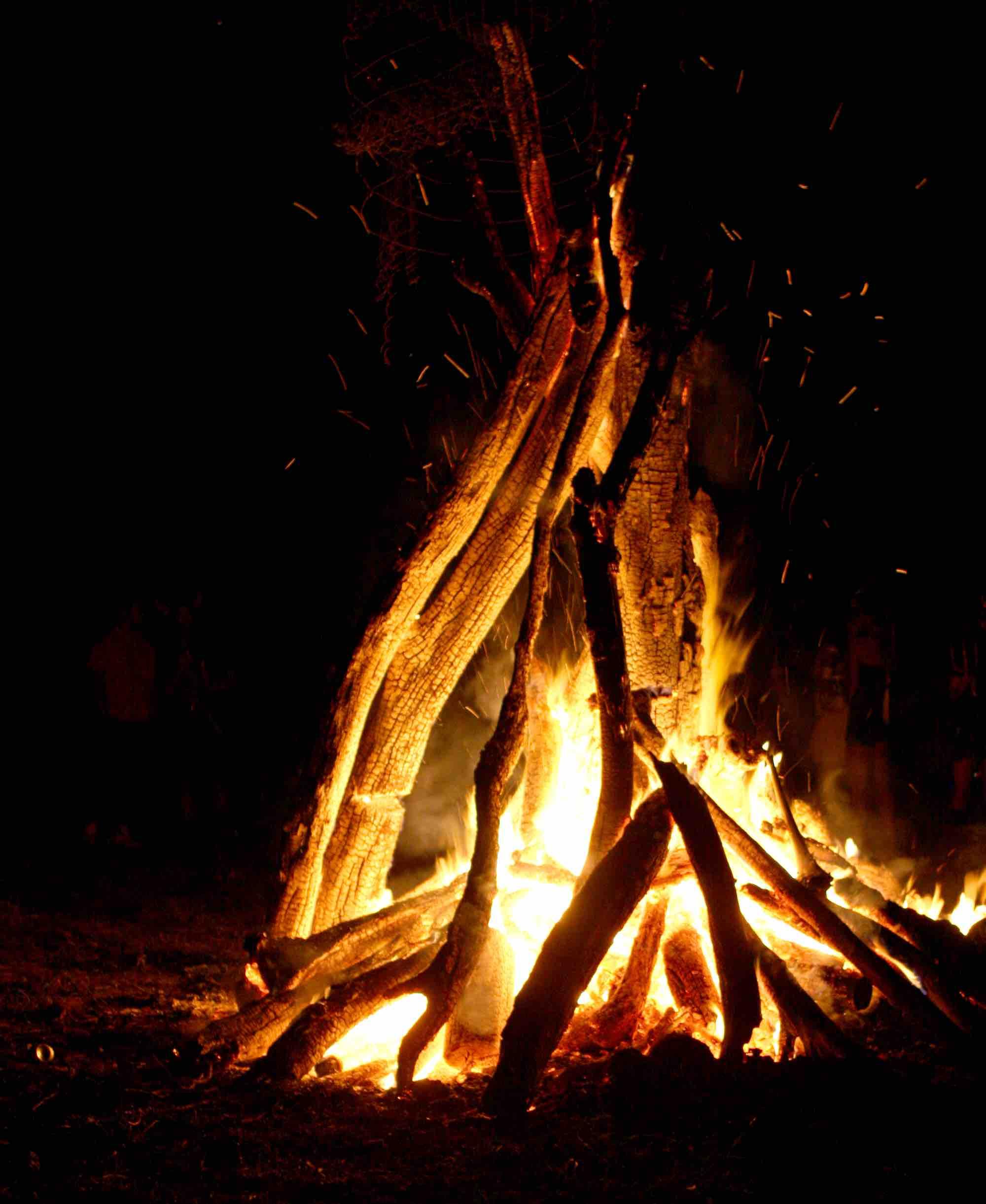 Bonfire-cancelled due to weather - Anoka Halloween