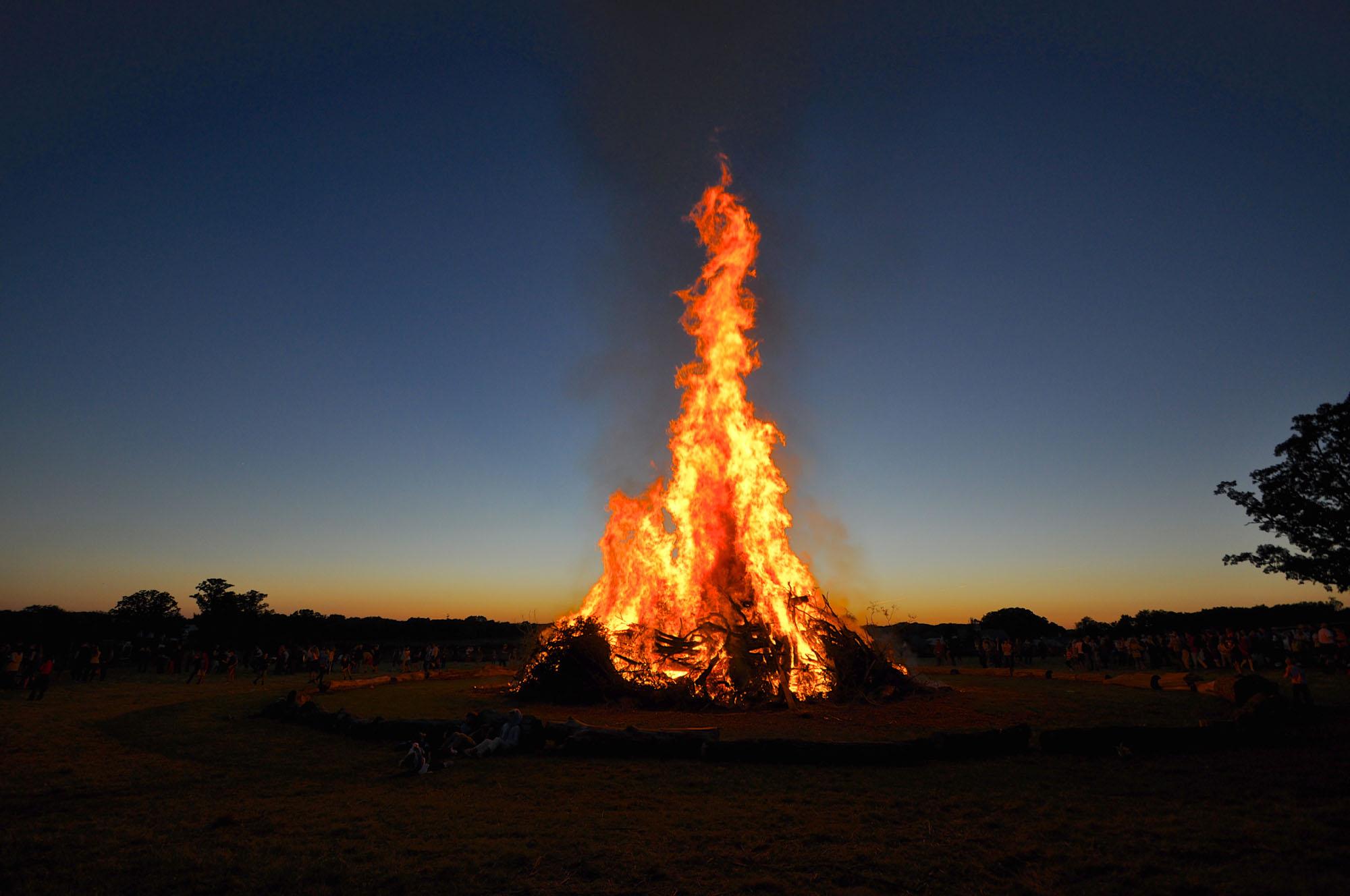 Welcome - The Bonfire Texas