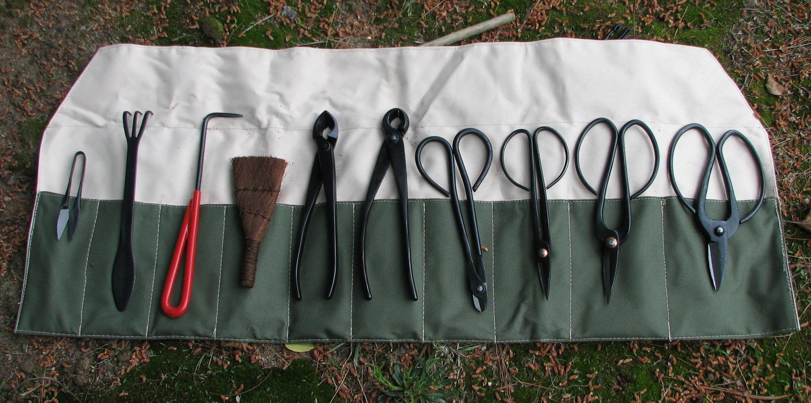 File:Bonsai tools.jpg - Wikimedia Commons