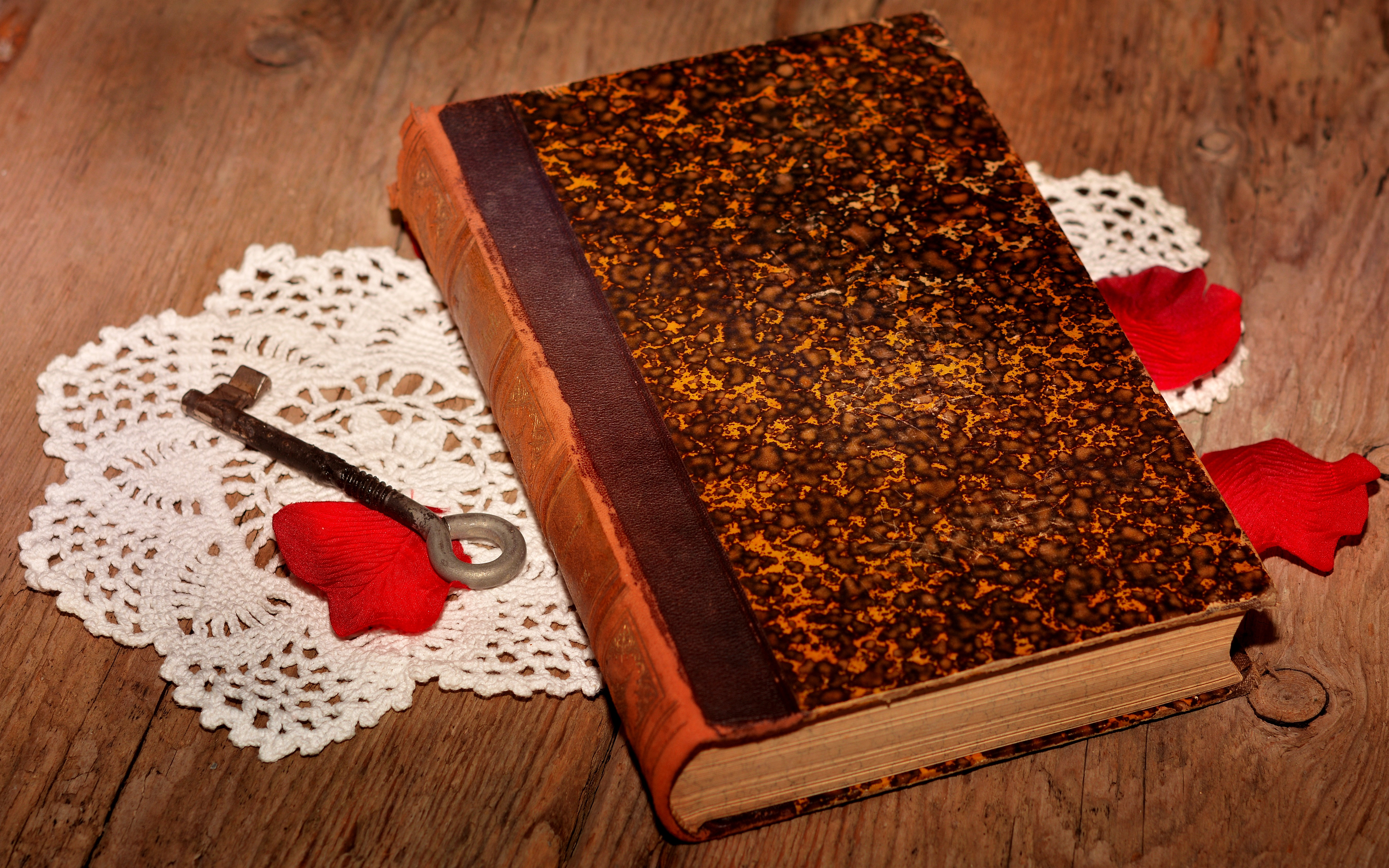 Book, Antique, Key, Old, Paper, HQ Photo