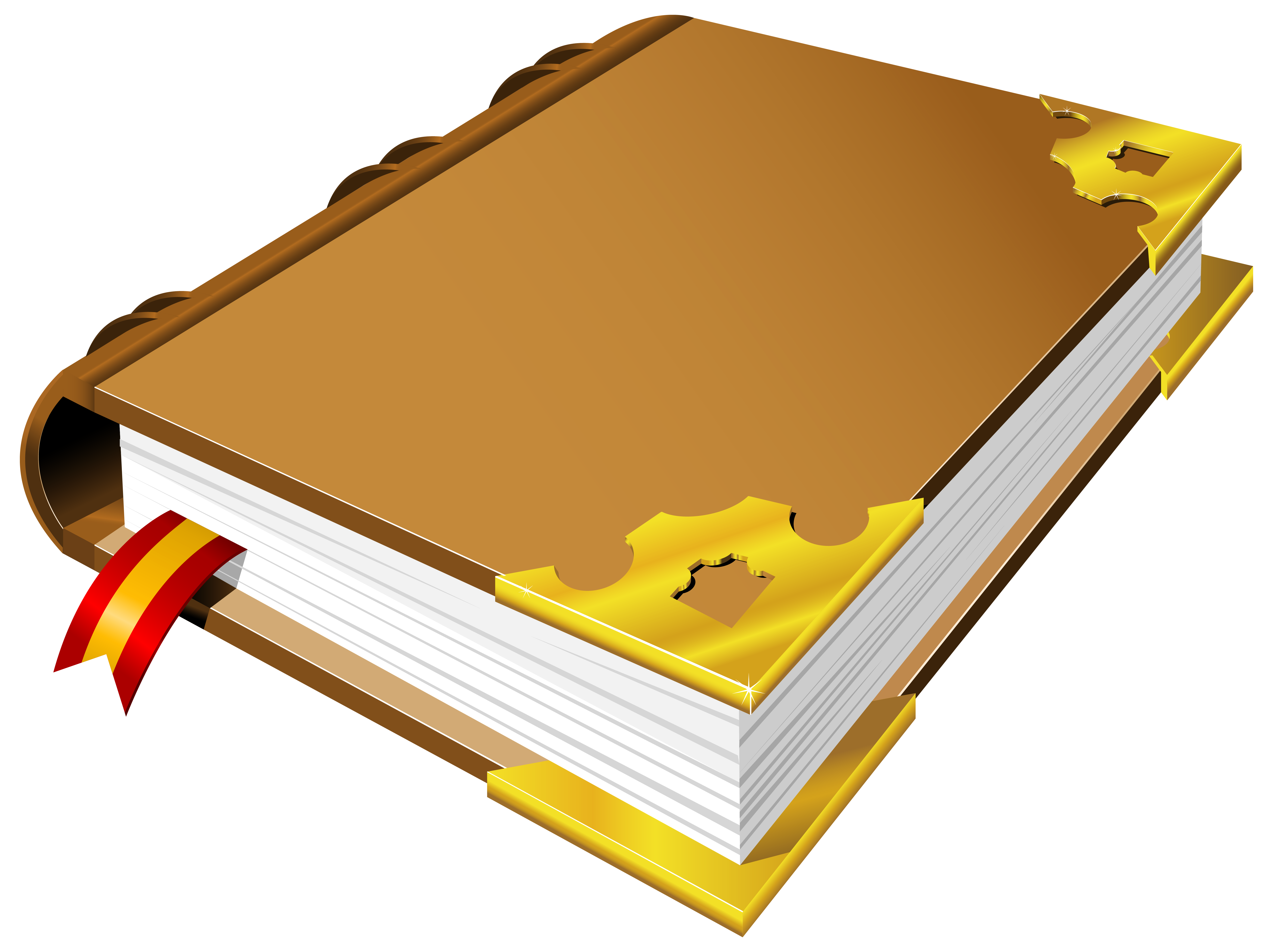Brown Book PNG Clipart - Best WEB Clipart