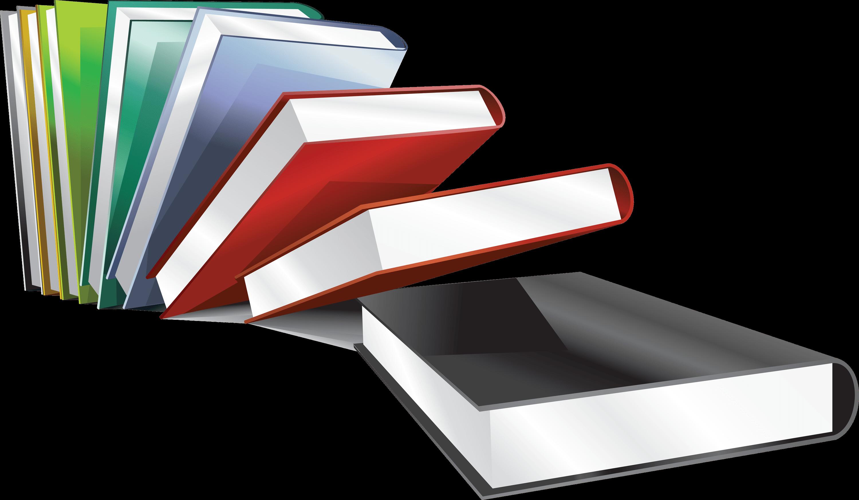 Book Falling transparent PNG - StickPNG