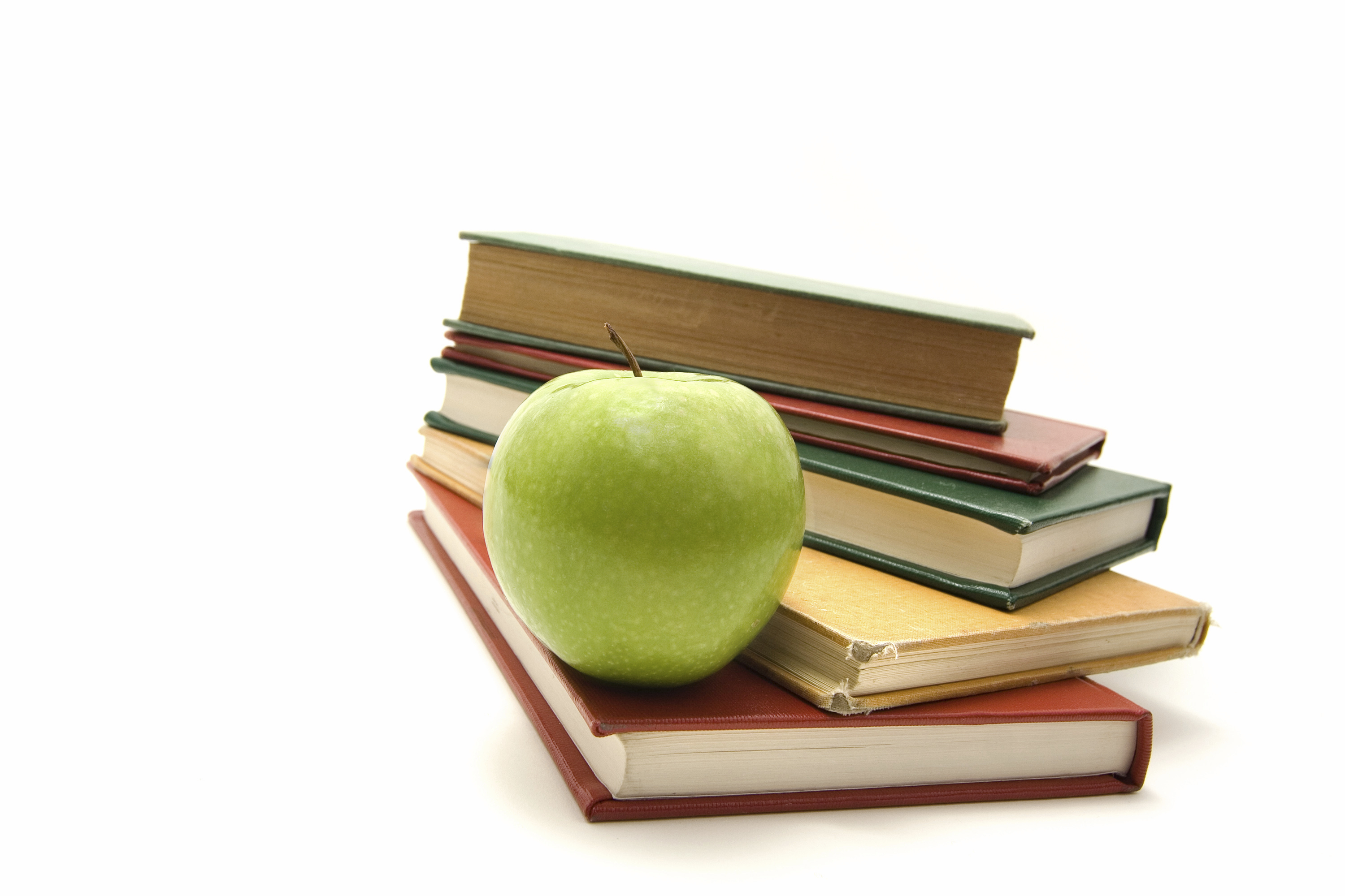 Books and apple | BME Lab and Science