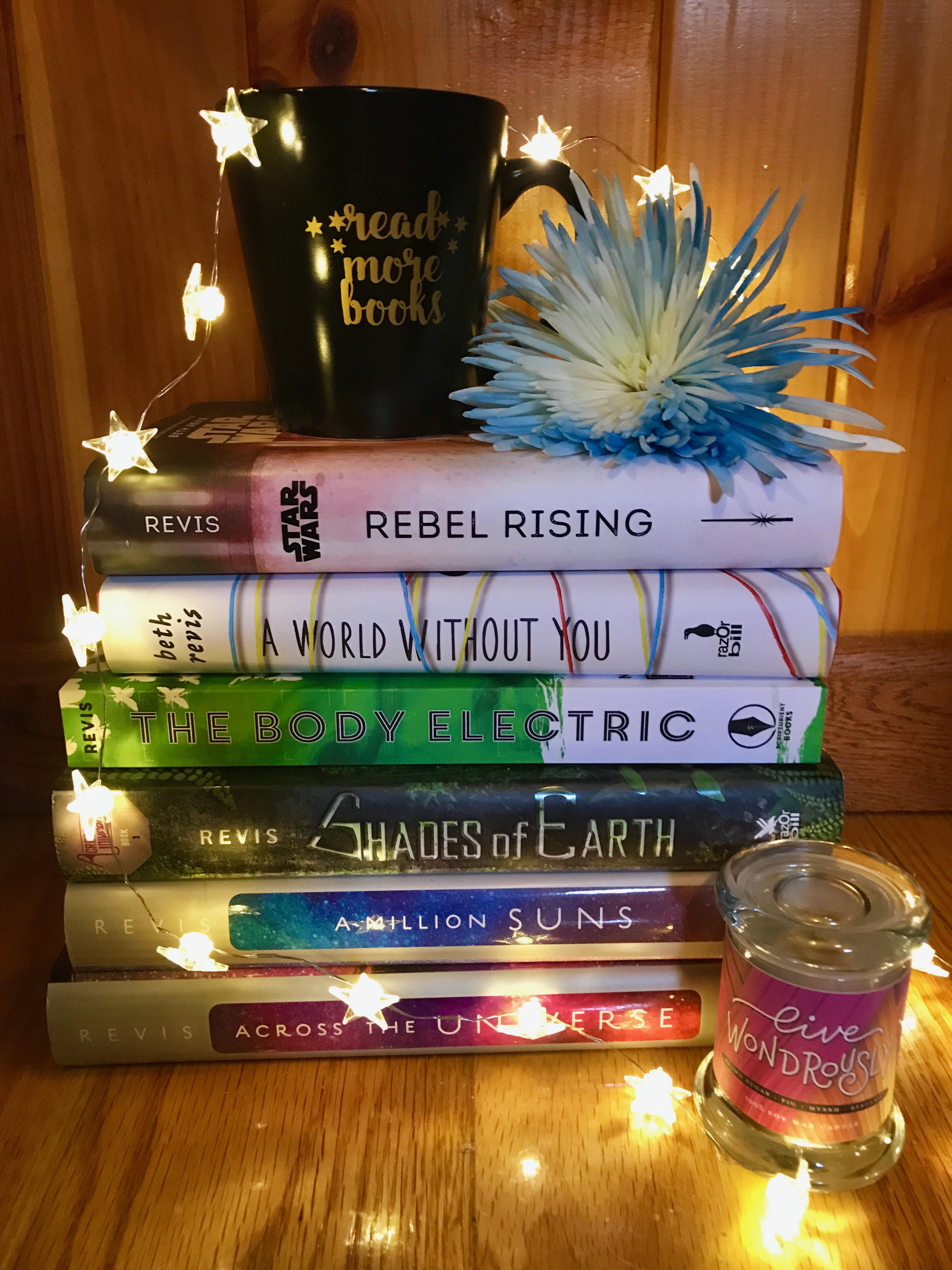 Books | beth revis