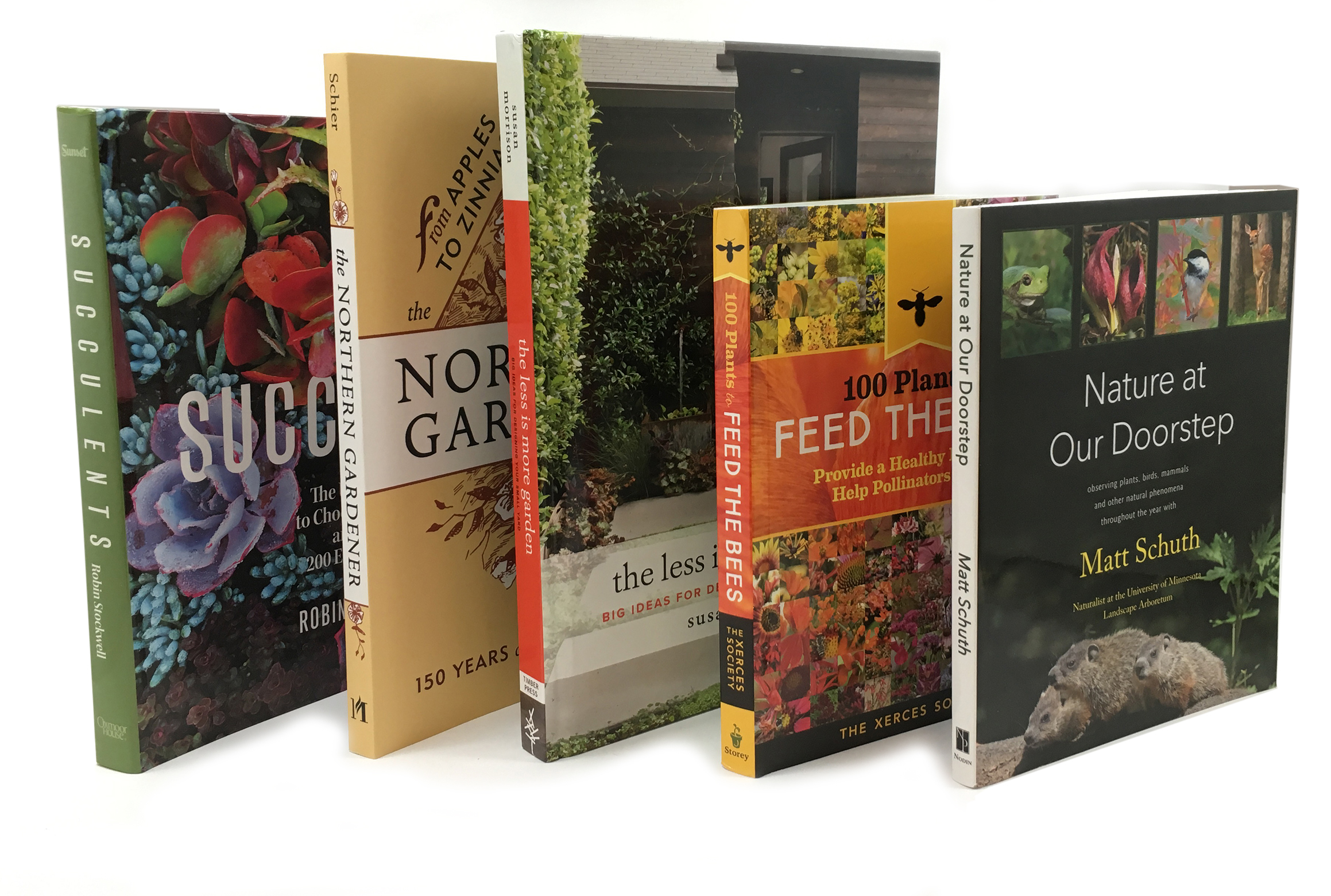 REVIEWS: Five books to get your gardening juices flowing ...