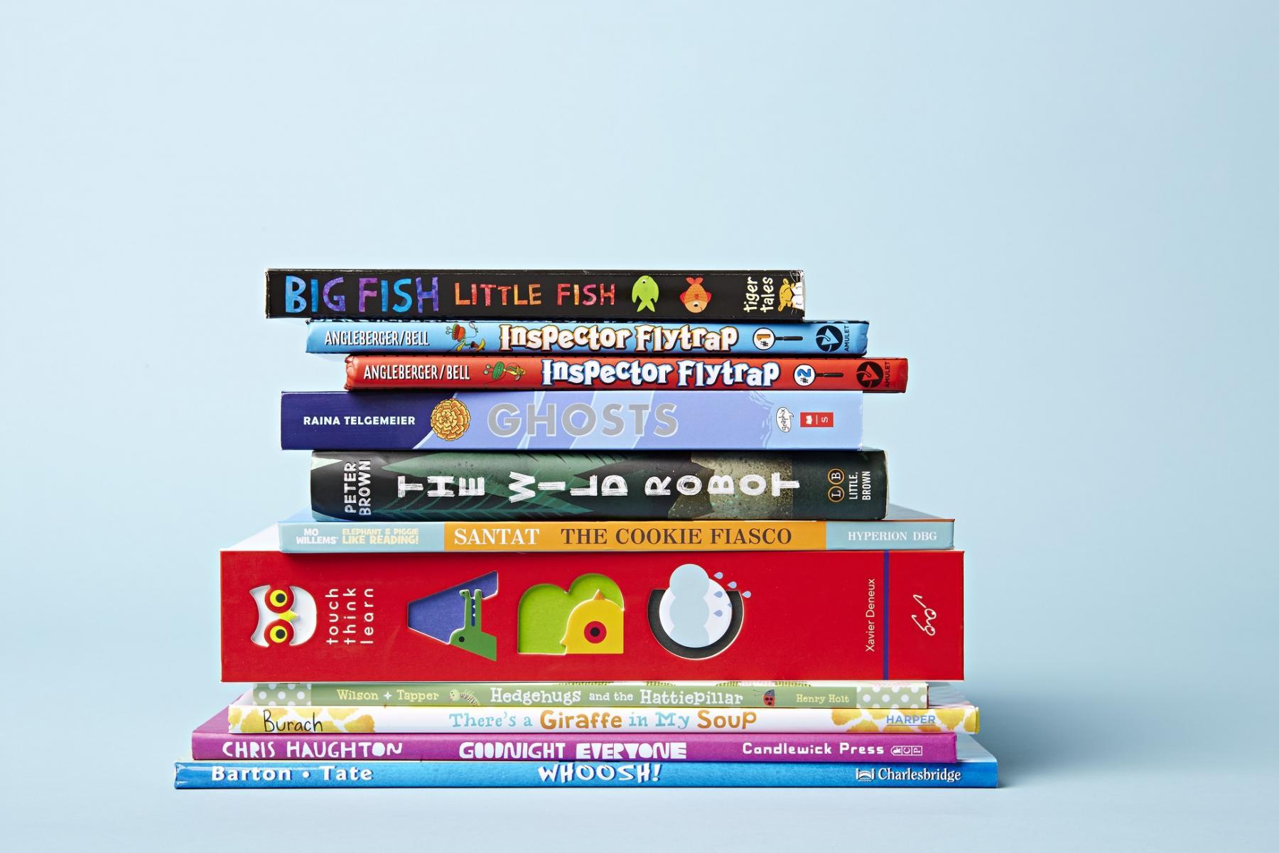 15 Favorite Potty Training Books
