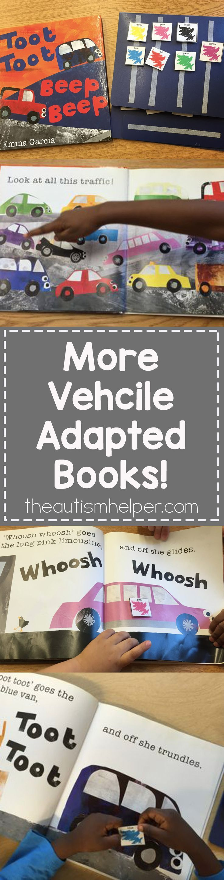 288 best Adapted Books for Children with Autism images on Pinterest ...