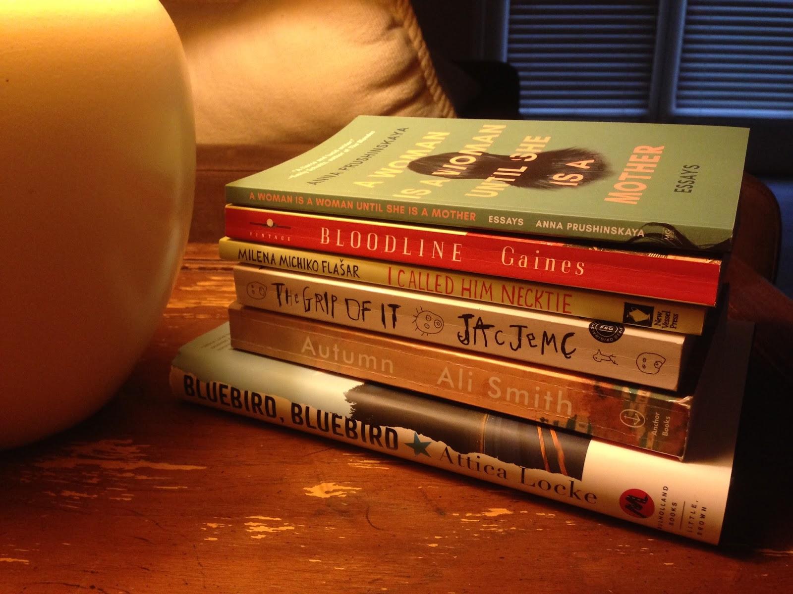 Books, Personally