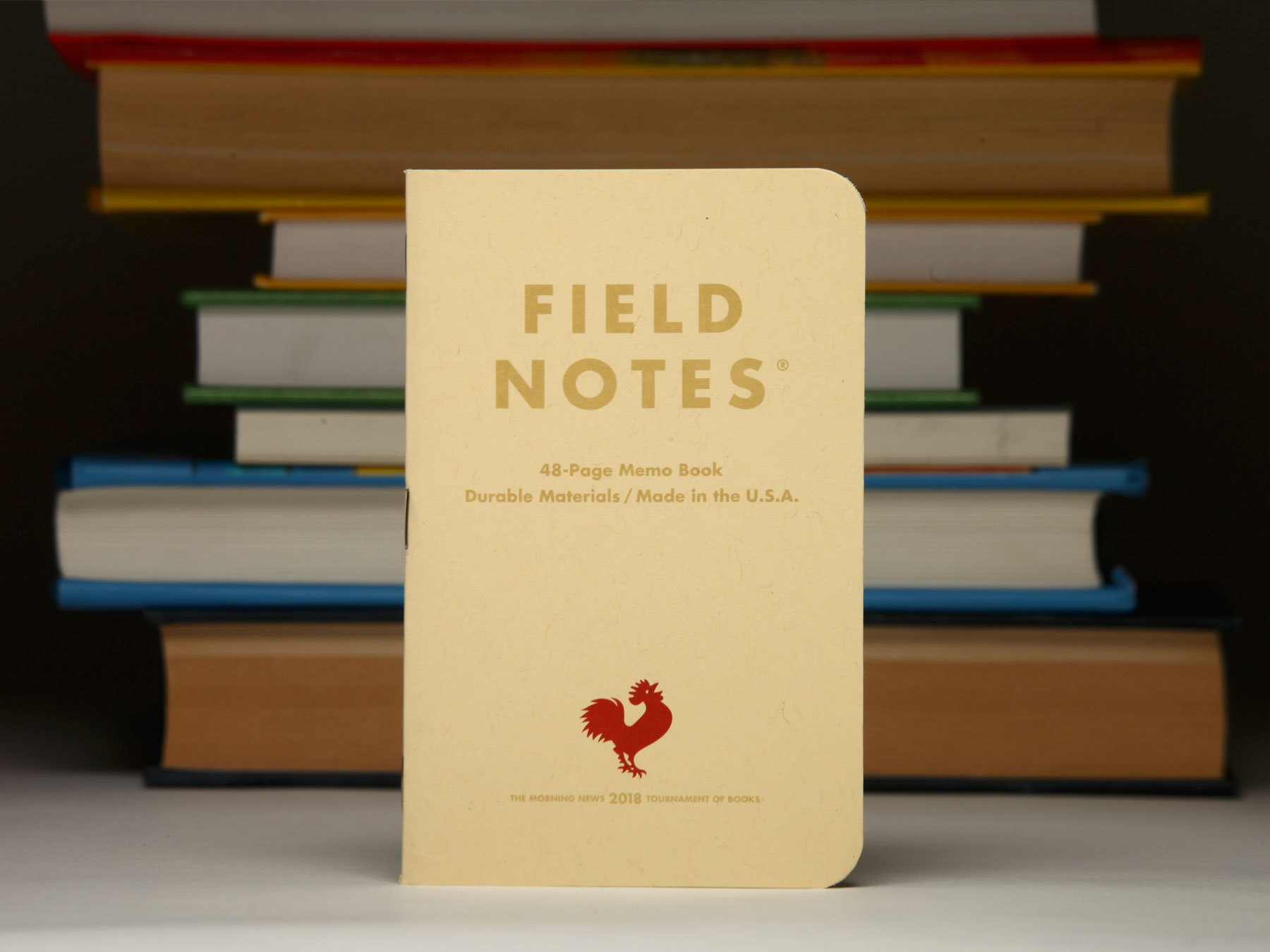 Rooster Book | Field Notes
