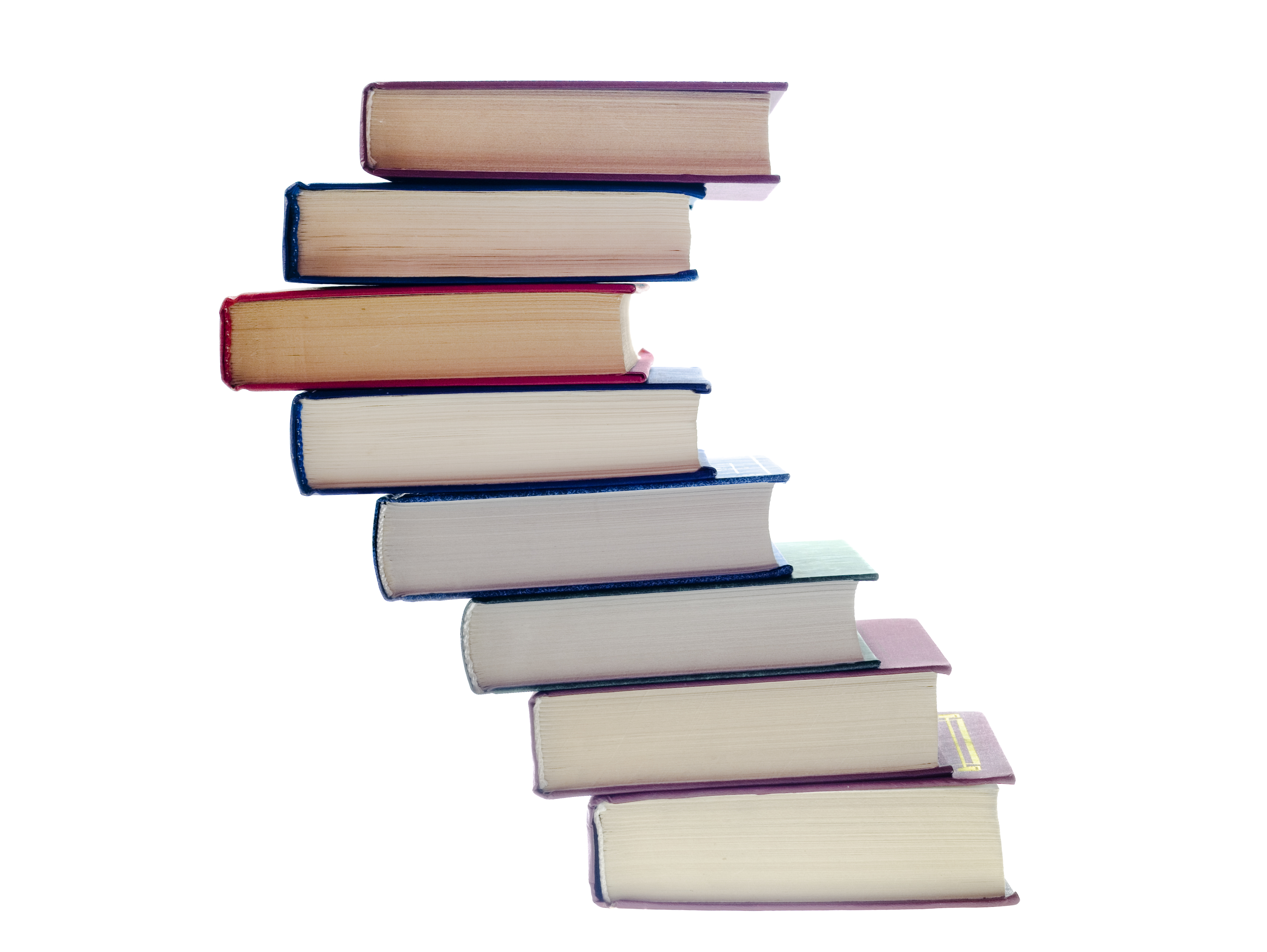 Books, Book, Isolated, Pile, Papers, HQ Photo