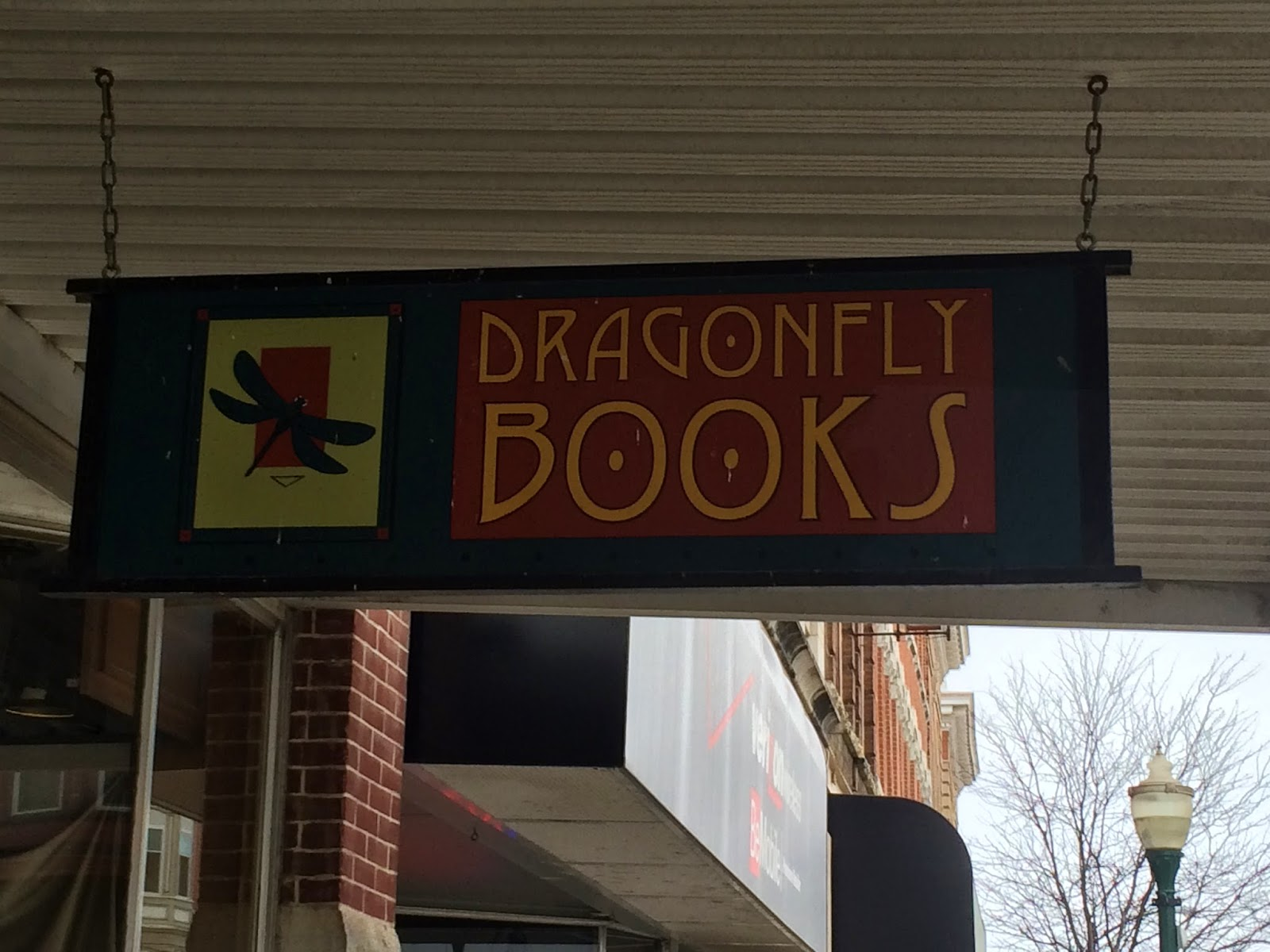 The Indie Bob Spot: Dragonfly Books - Decorah, IA