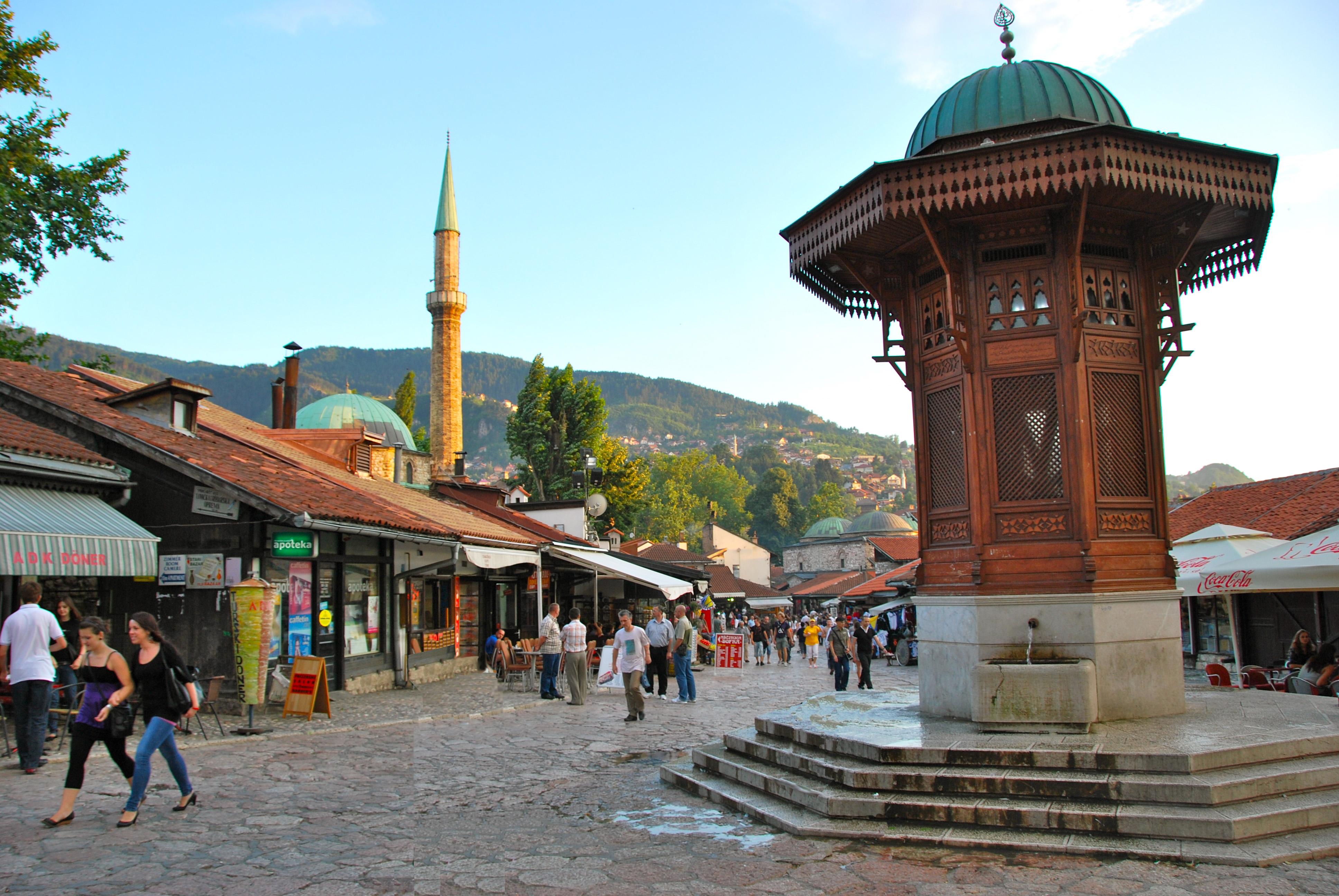 Bosnia sarajevo photo