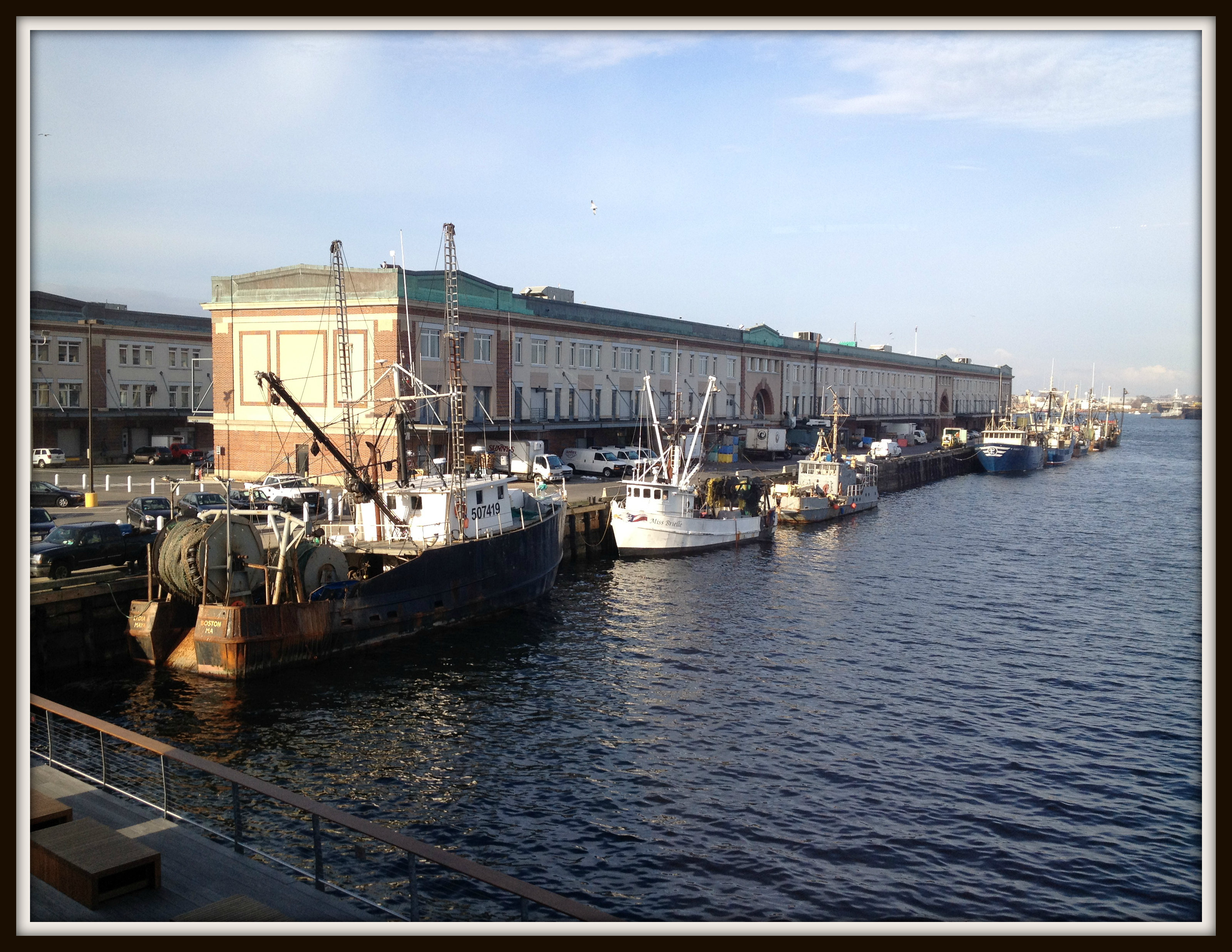 Boston Harbor Picture of the Week: Boston Seaport DistrictBoston ...