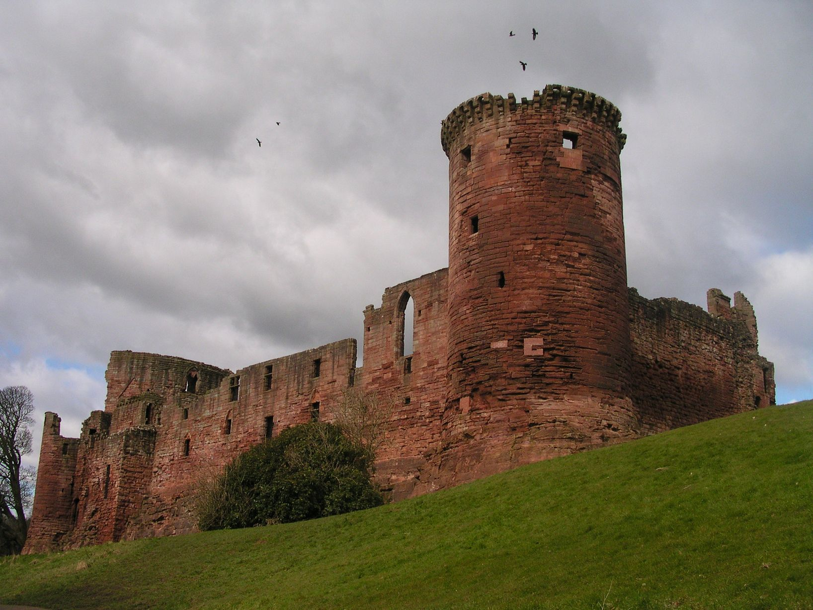 Bothwell Castle, Scotland | castles | Pinterest | Castle scotland ...