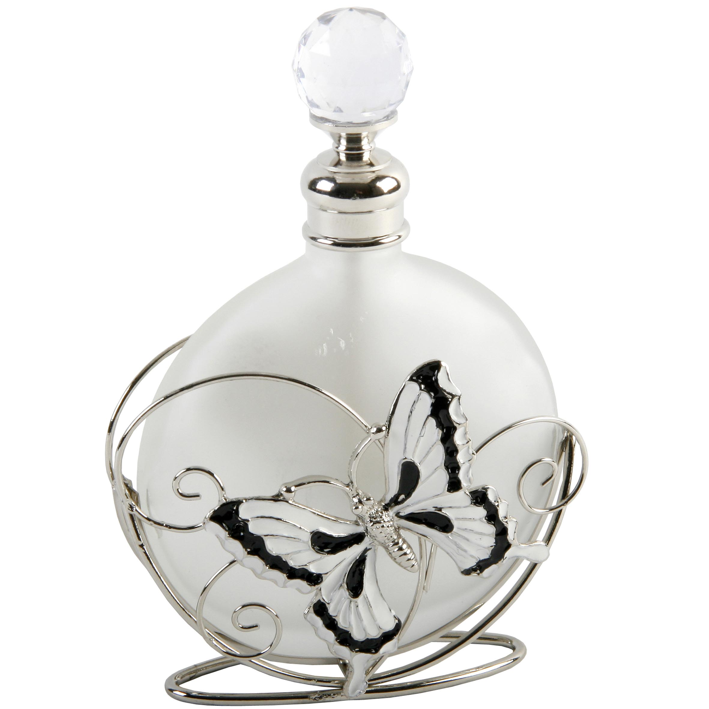 Bottle of perfume photo
