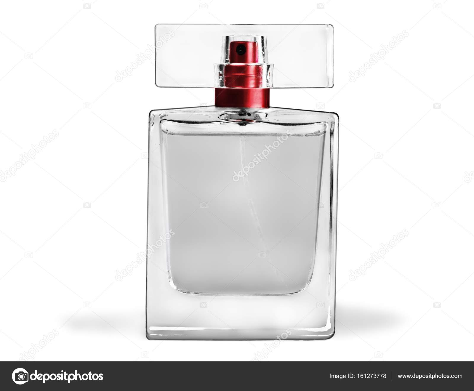 Isolated bottle of perfume — Stock Photo © billiondigital #161273778