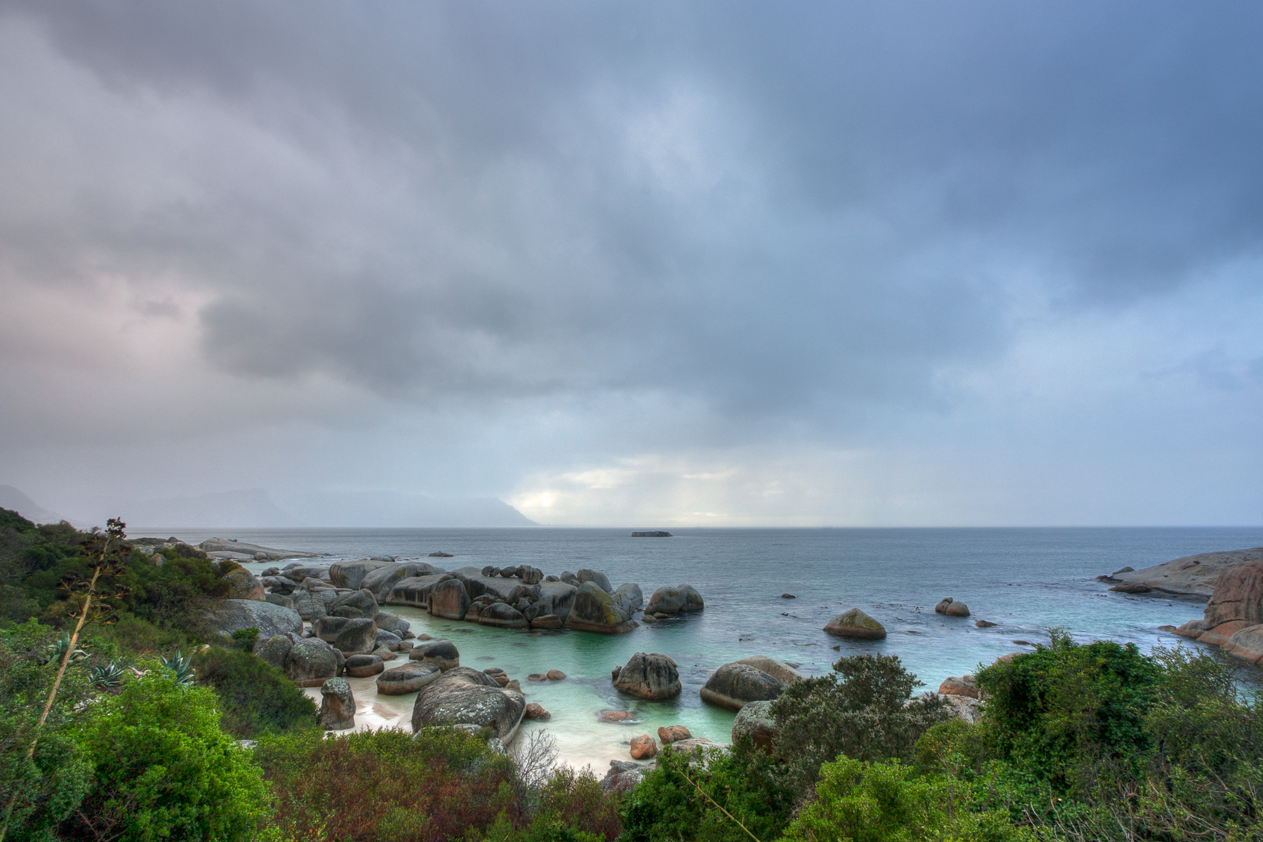 Boulders Beach - HDR, Africa, Pretty, Rocks, Rock, HQ Photo