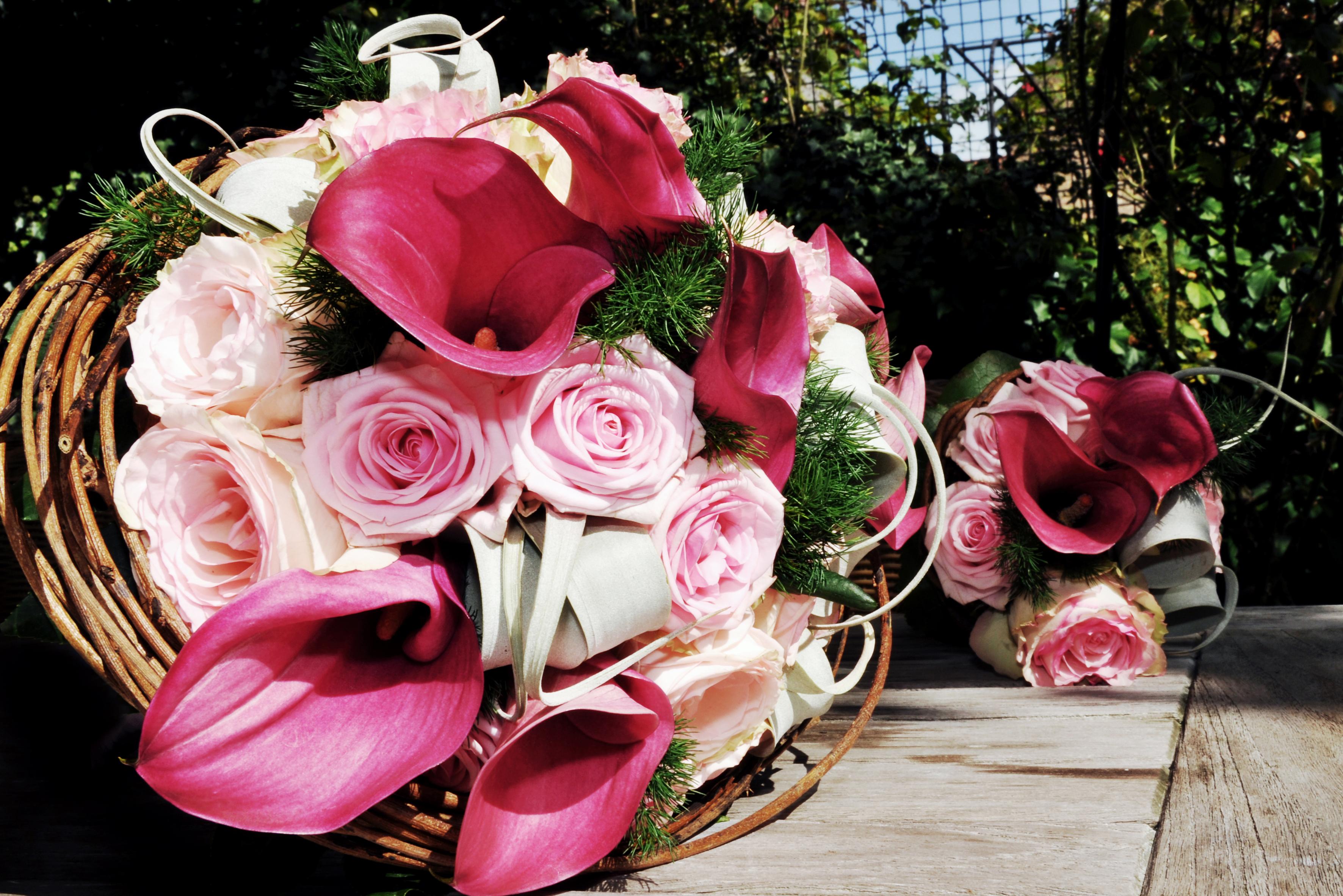 Bouquet of flowers, Bouquet, Flower, Flowers, Love, HQ Photo