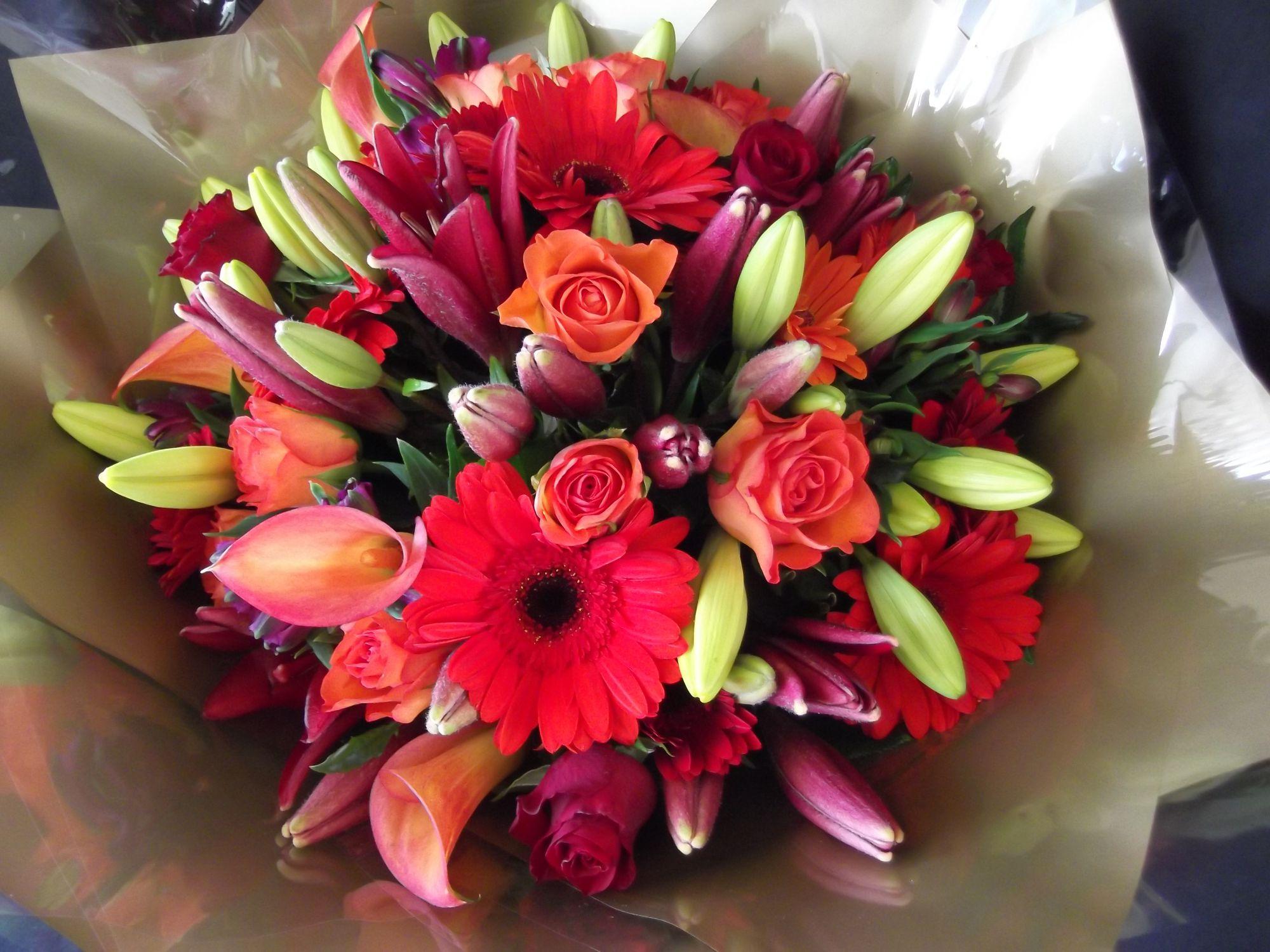 Free photo bouquet of flowers romantic romance rose free bouquet of flowers izmirmasajfo