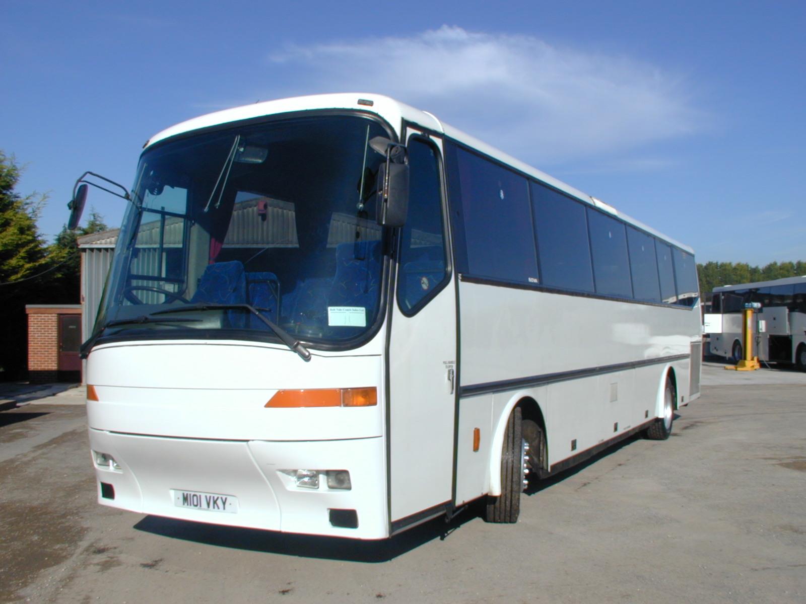 Bob Vale Coach Sales, Ref: 4071, Bova Futura Club