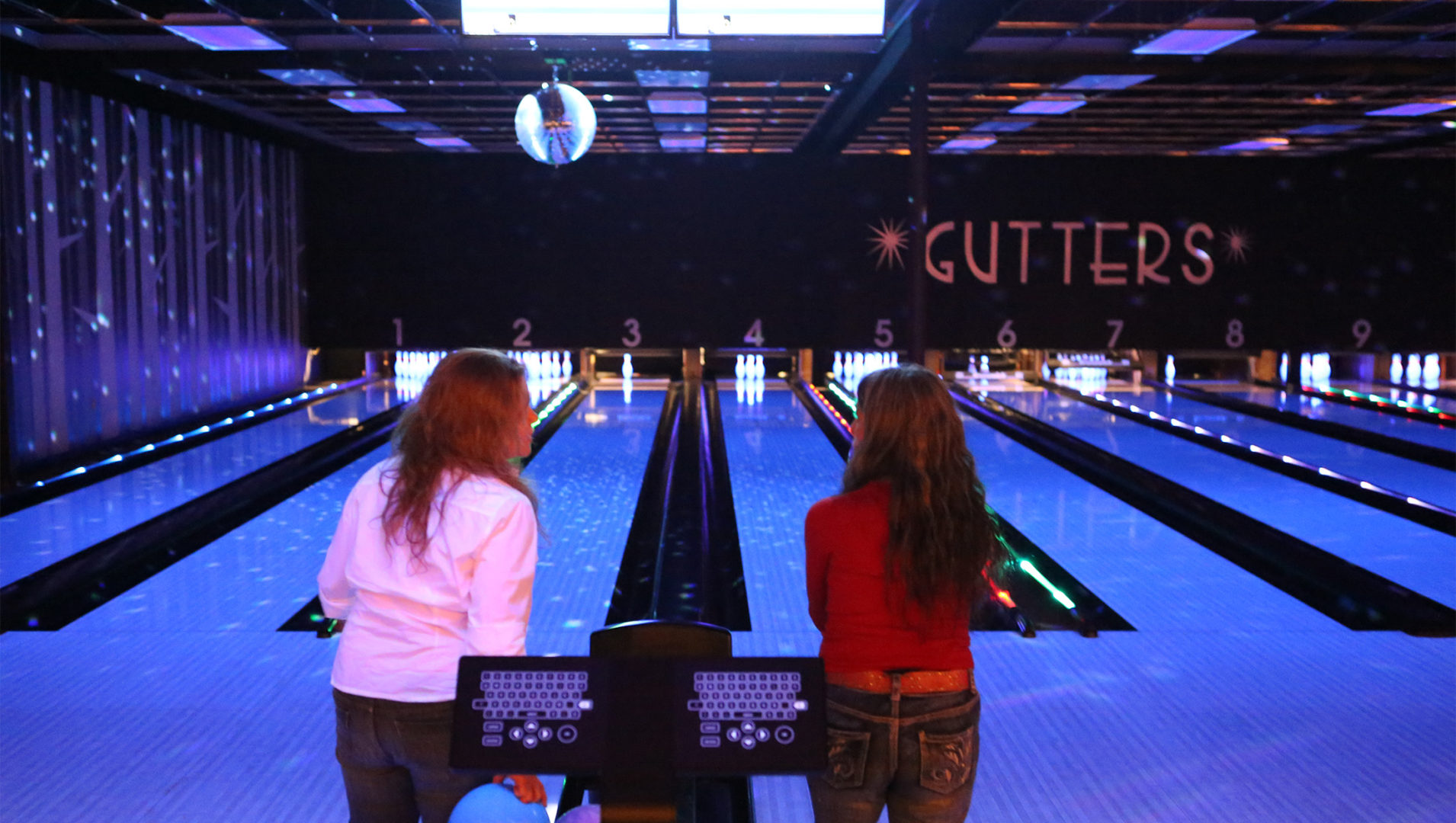 Home - Taos Gutters Bowling Alley