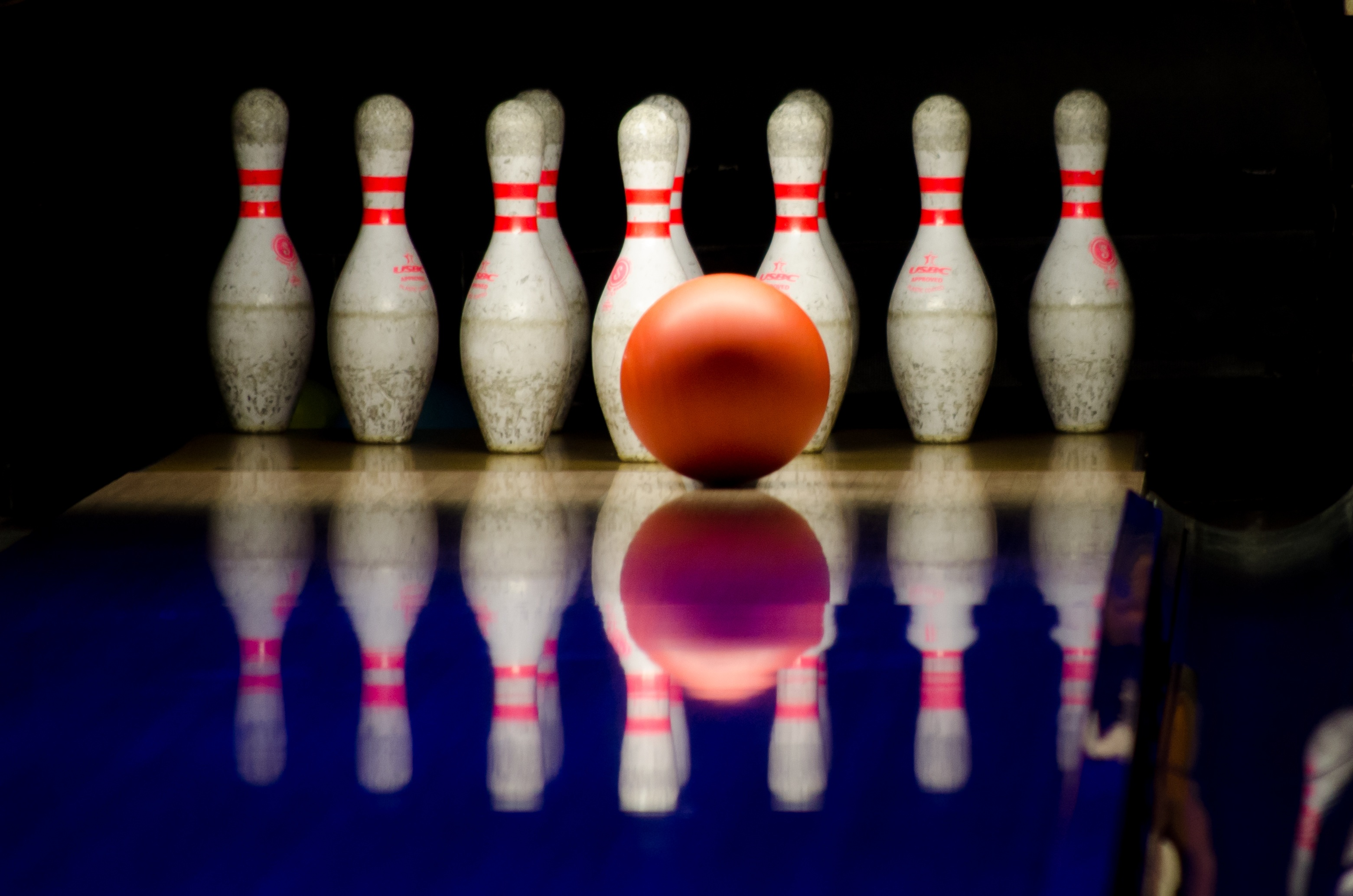Bowling Alley, Sport, Object, Bowling, Bowl, HQ Photo