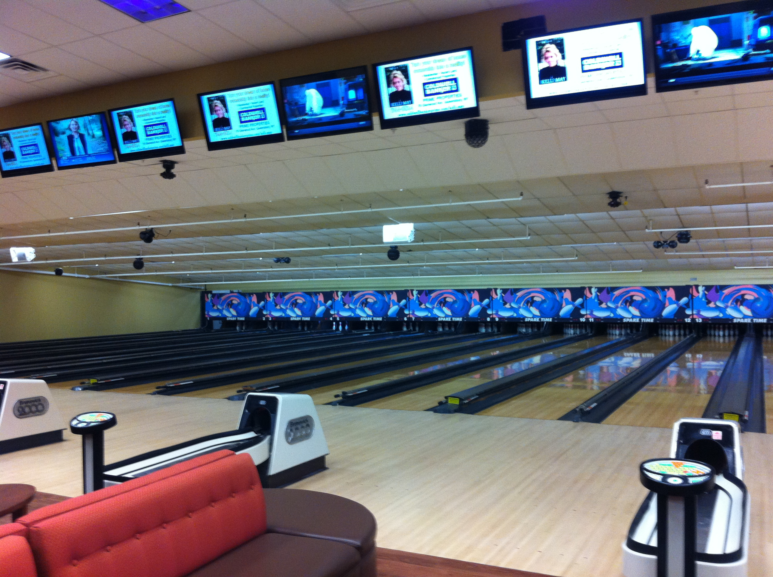 Lake George Lanes & Games is now open for business after several ...