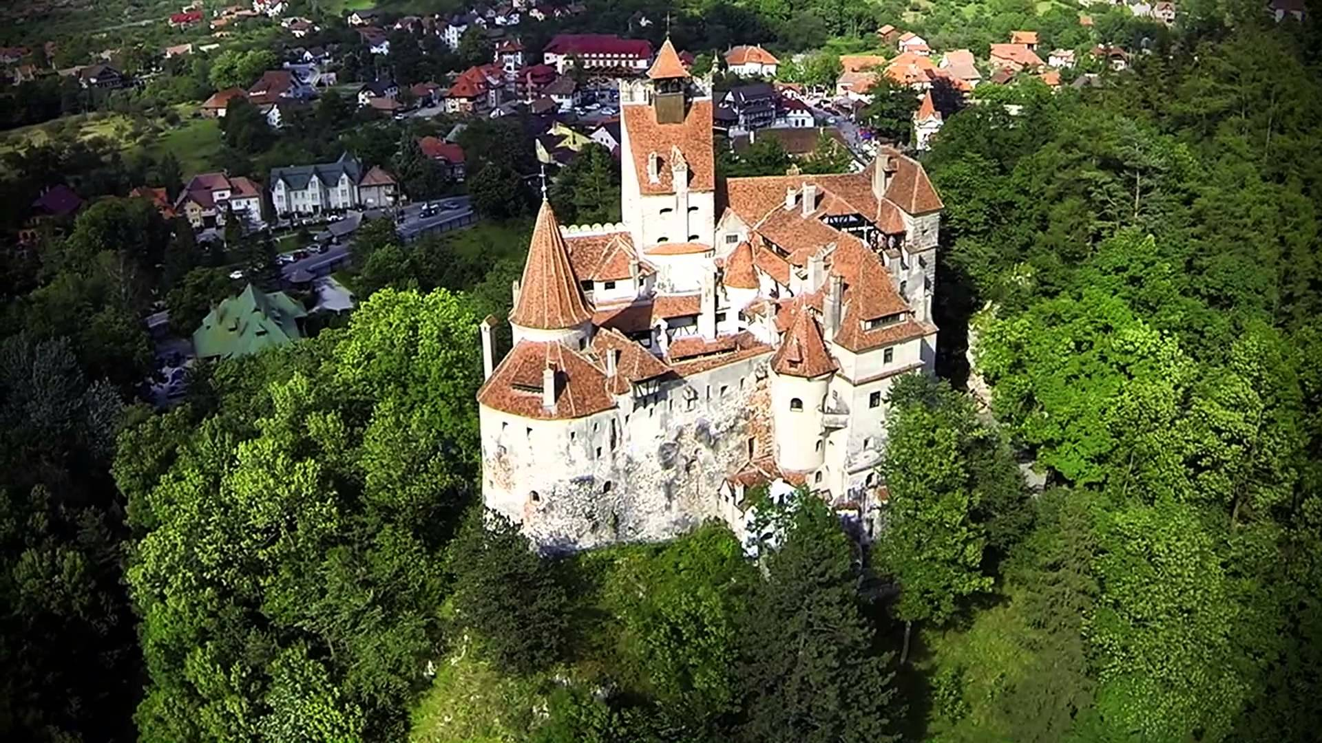 Bran Castle - YouTube