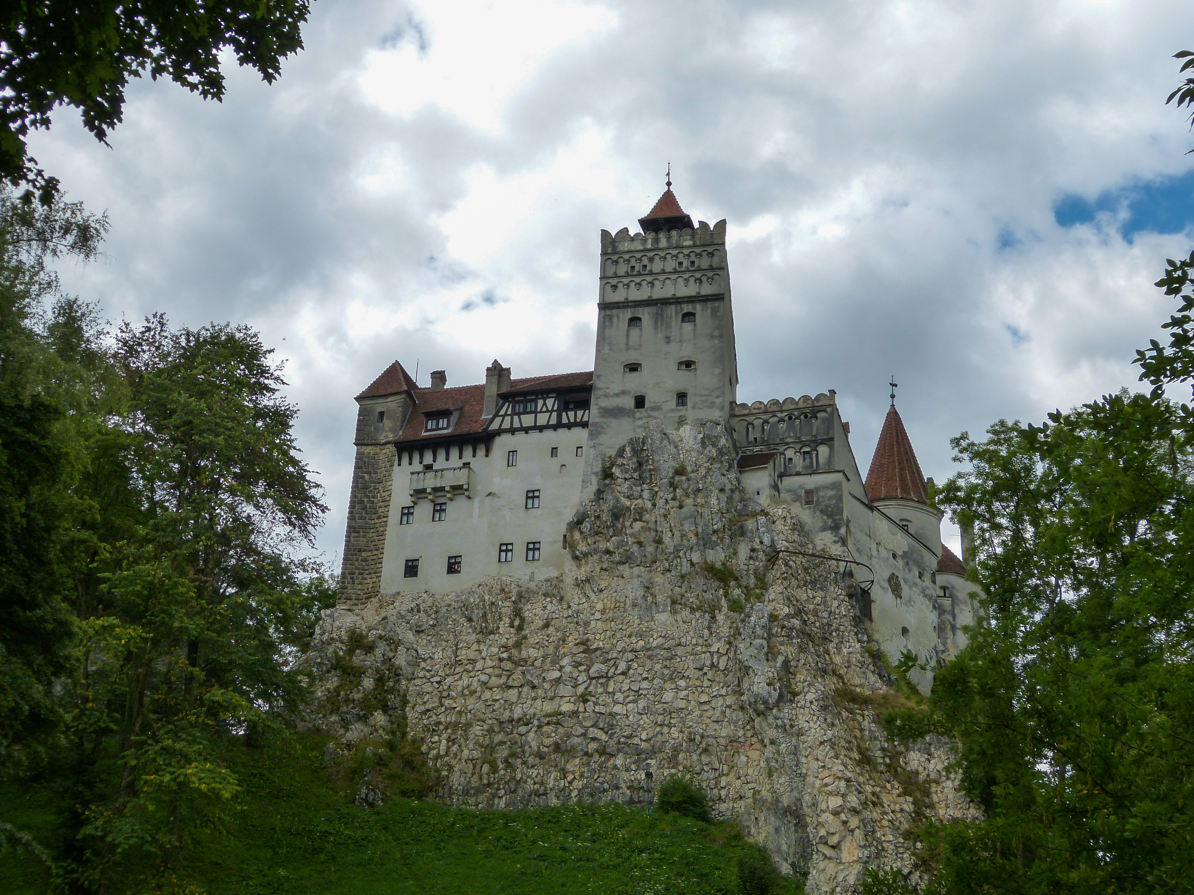 Stepping Back in Time at Romania's Bran Castle - Thirdeyemom