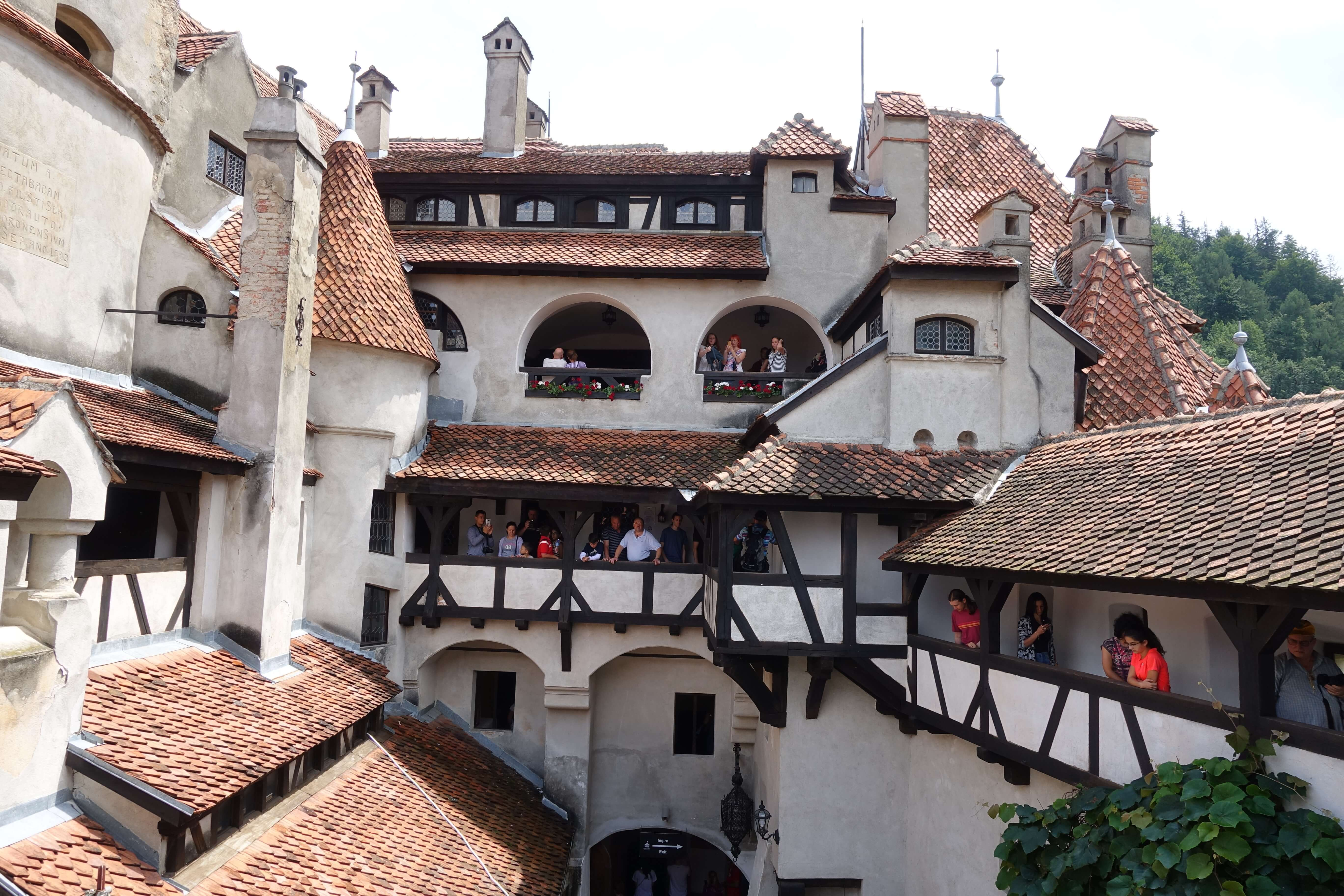 Bran Castle the home of Dracula - Ourworldinreview