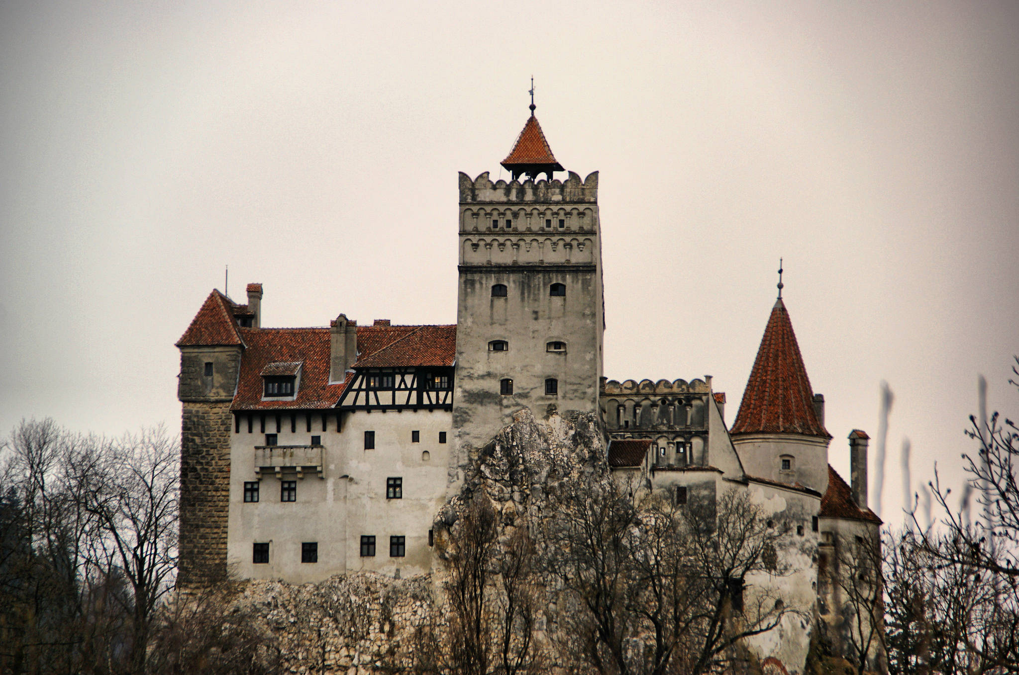 Let's save Bran Castle (a.k.a. Dracula's Castle) in Romania ...