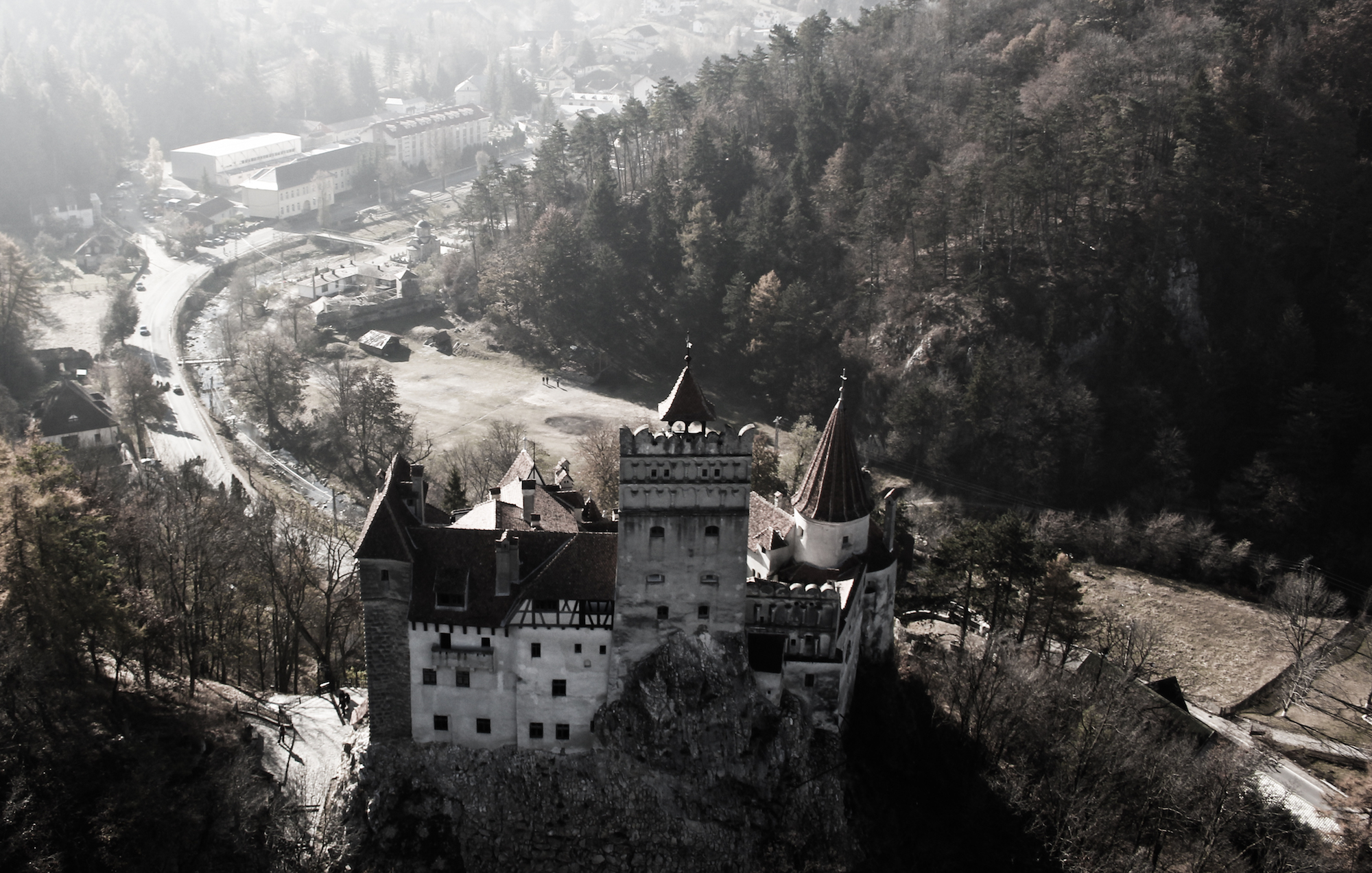 What's it like to spend a night at Dracula's Castle? | CNN Travel