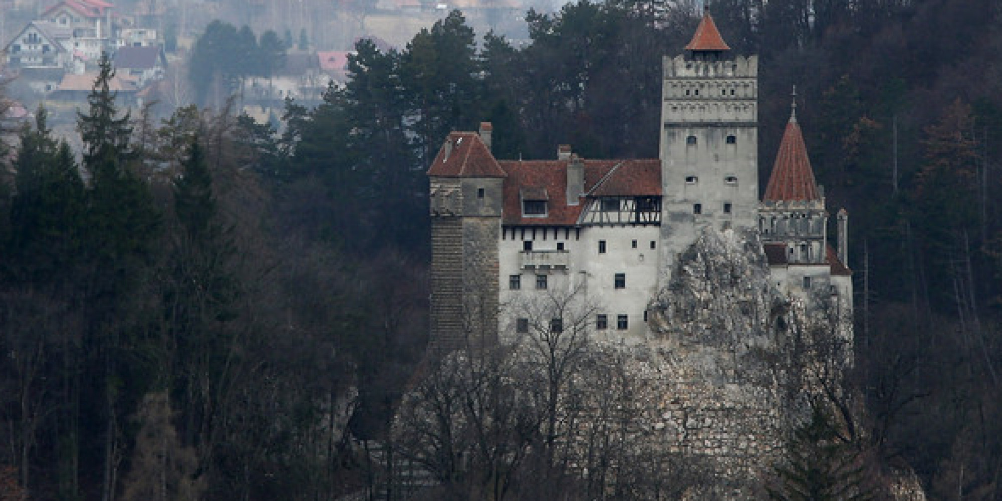 Dracula's Castle For Sale For The Right (But Undisclosed) Price ...