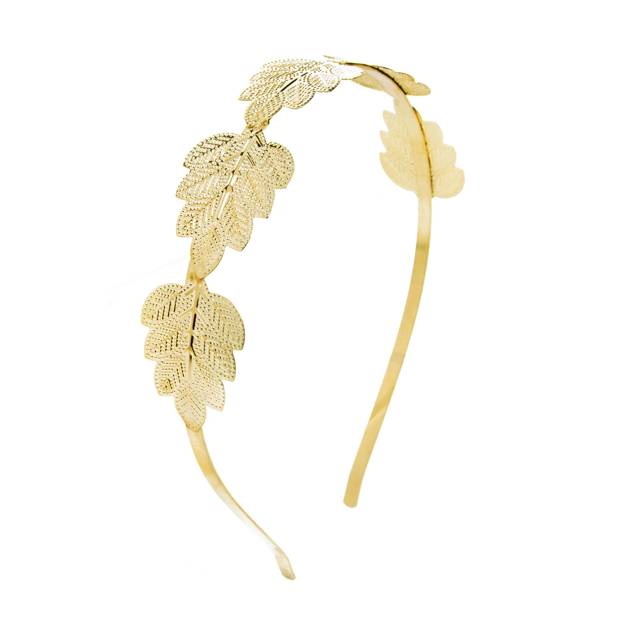 Olive Branch Headband – The Getty Store