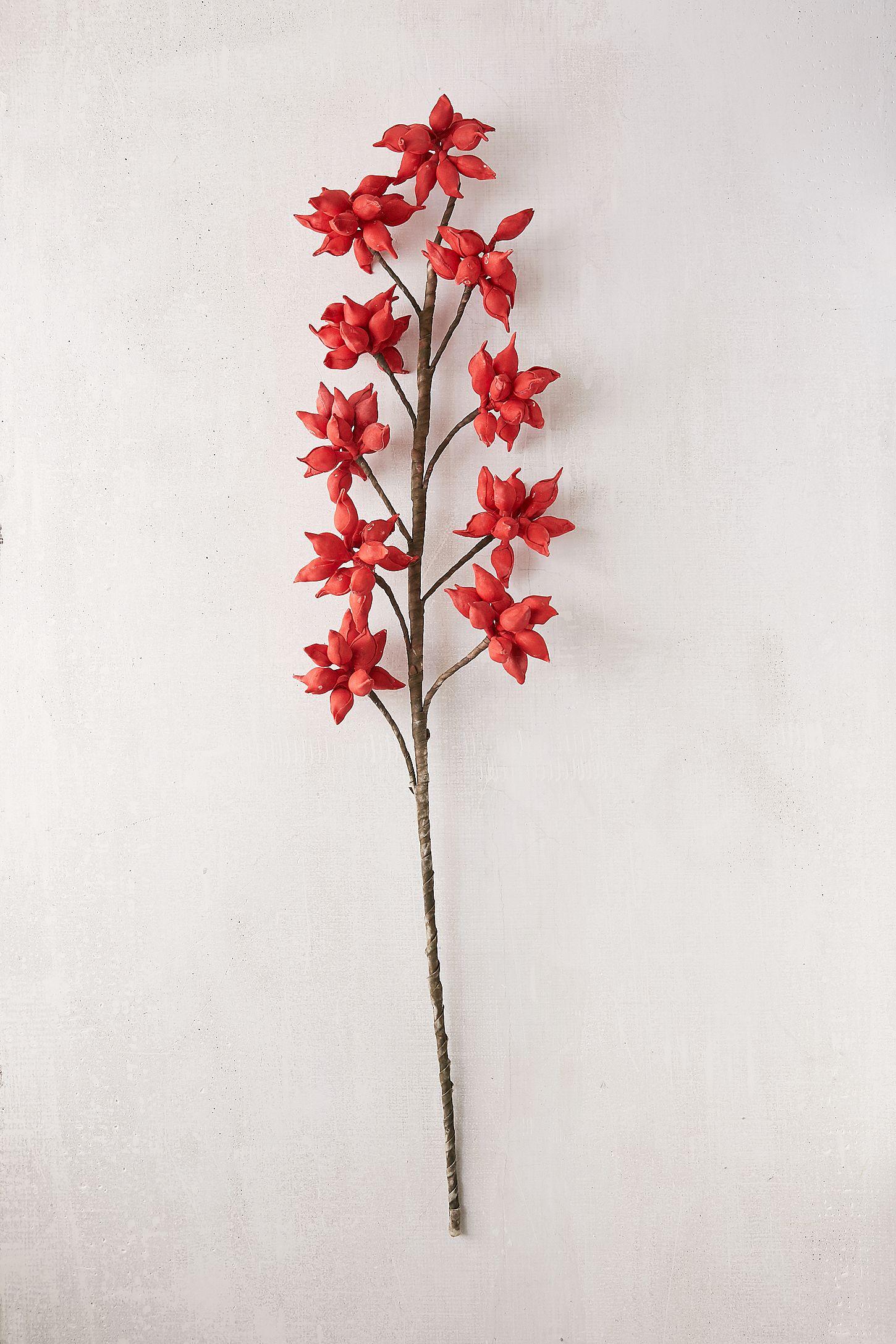Poui Branch Faux Flower | Urban Outfitters