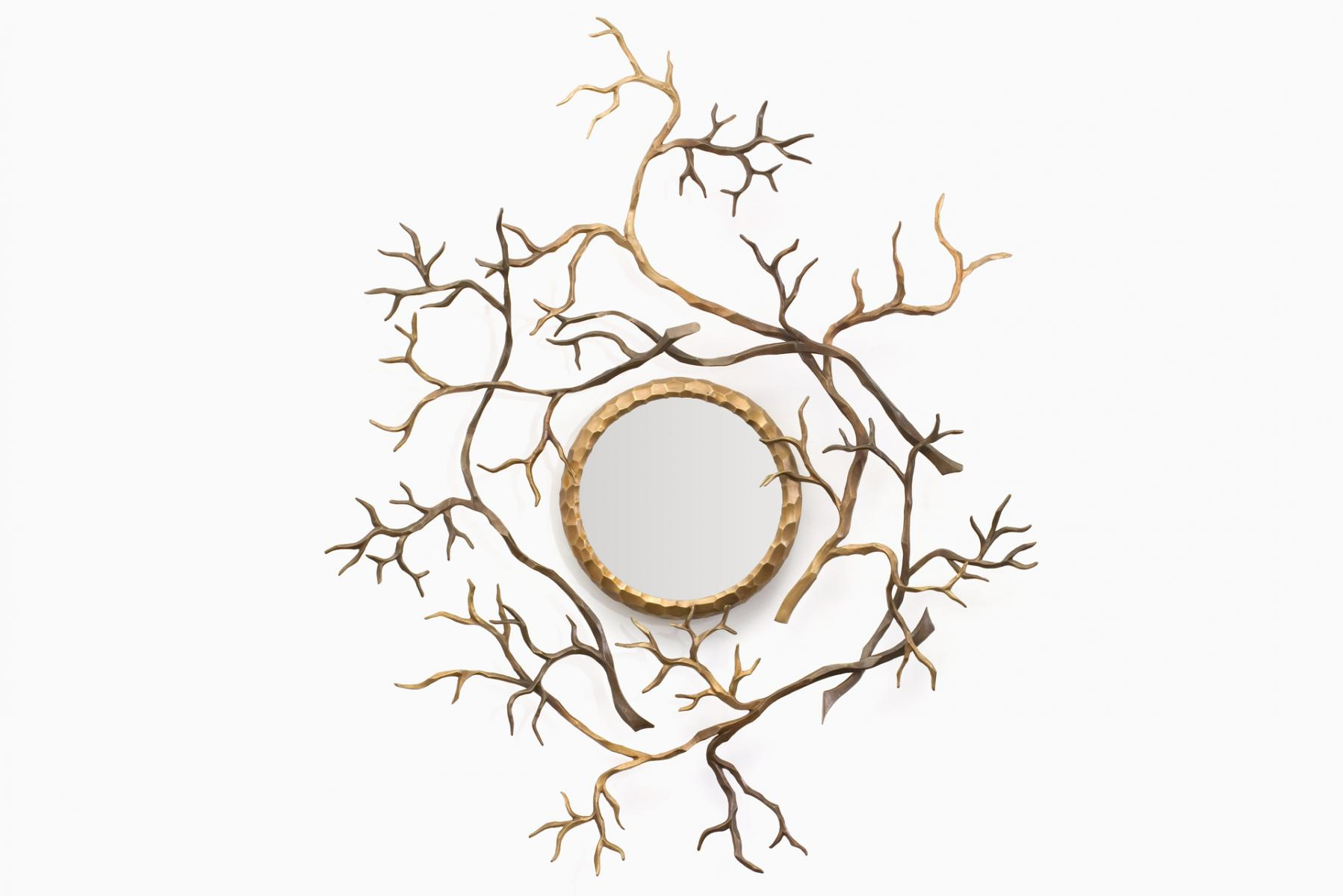 Branches Mirror by Hervé Van der Straeten for sale at Pamono