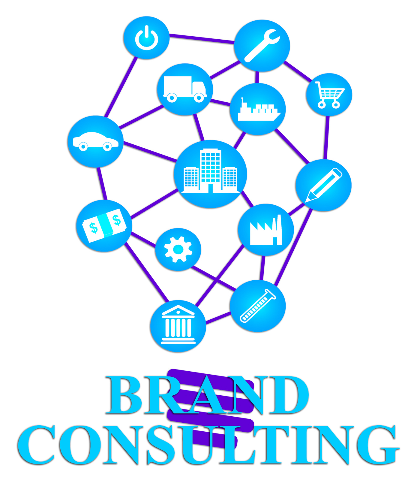 Brand consulting represents seek information and advice photo
