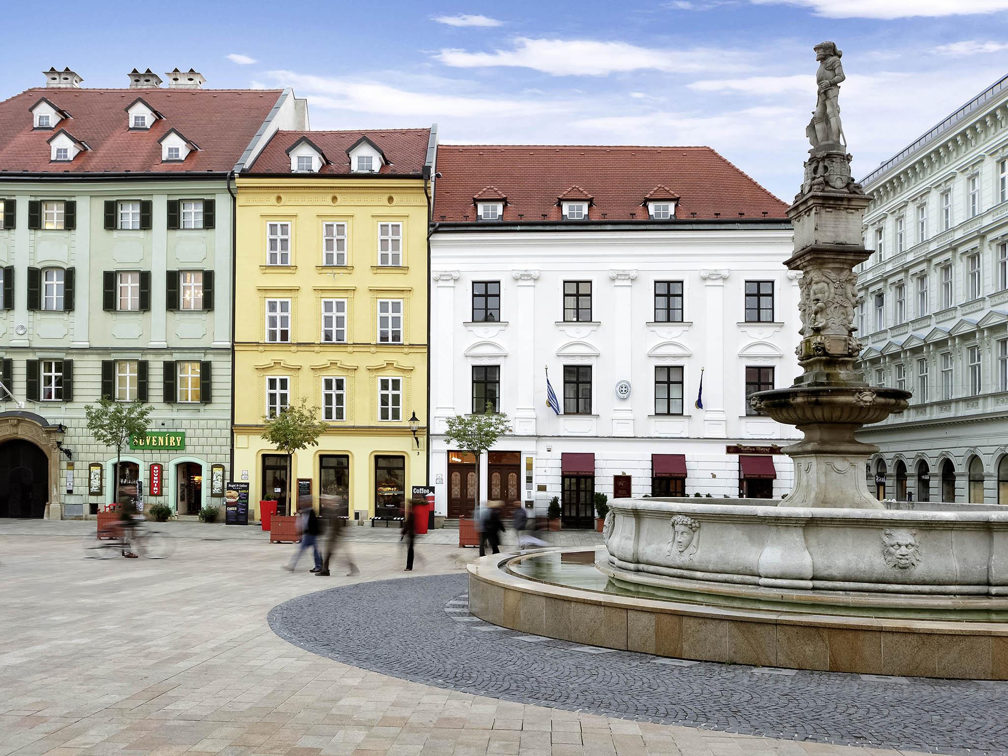 Hotel in BRATISLAVA - ibis Bratislava Centrum