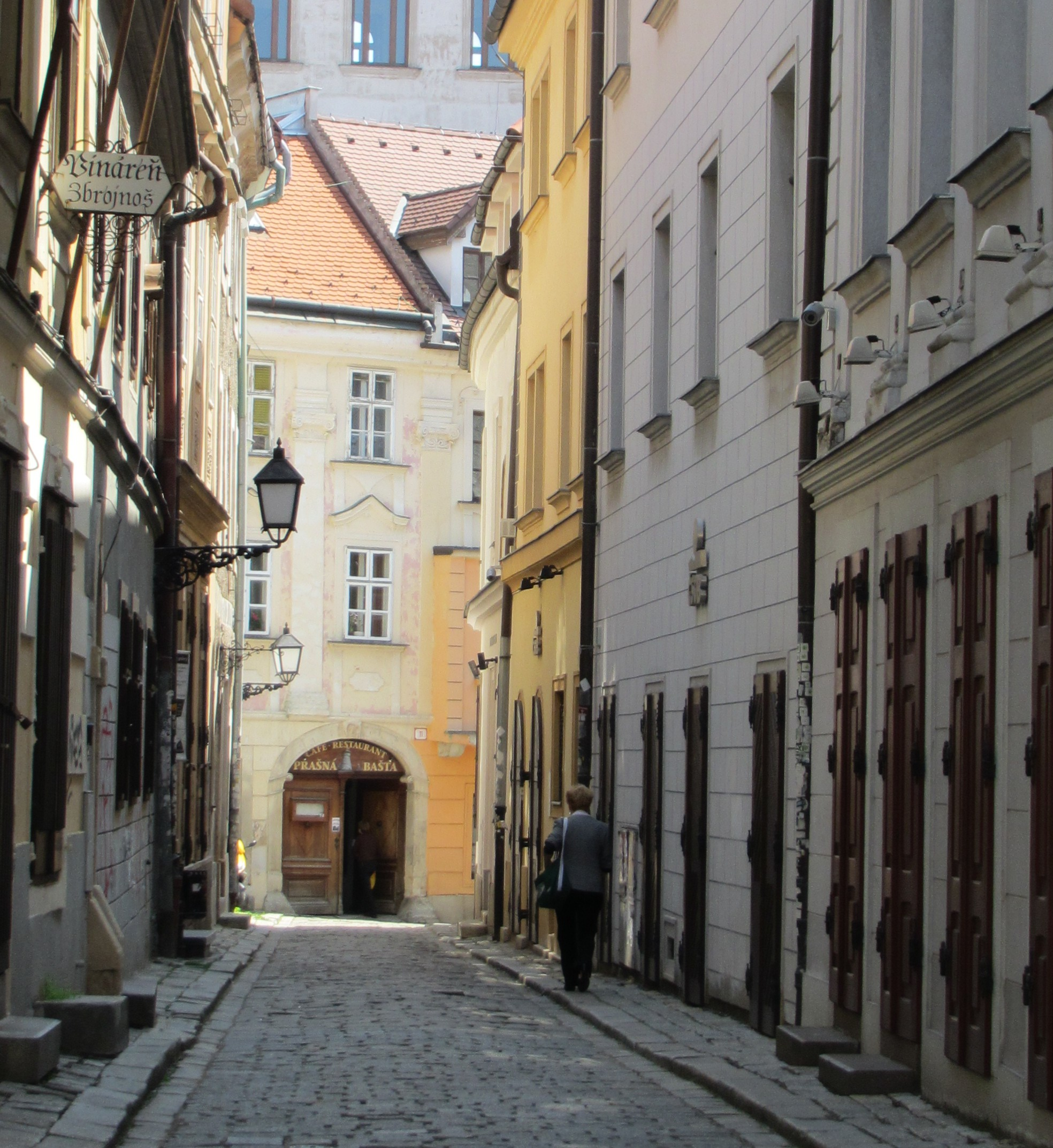 Bratislava Old Town charms us | I Do Not Despair