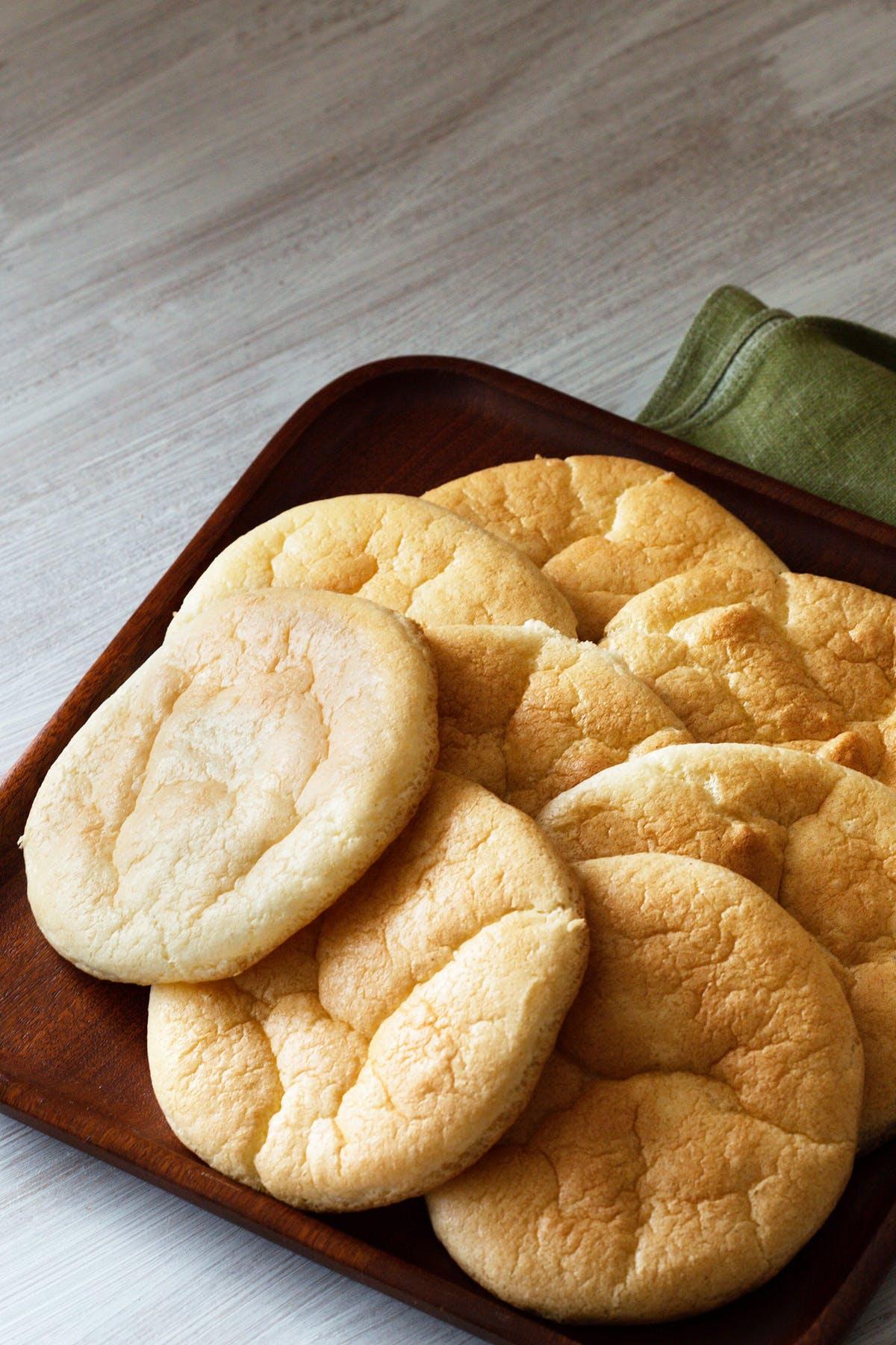 Oopsie Bread – Also Called Cloud Bread – Diet Doctor