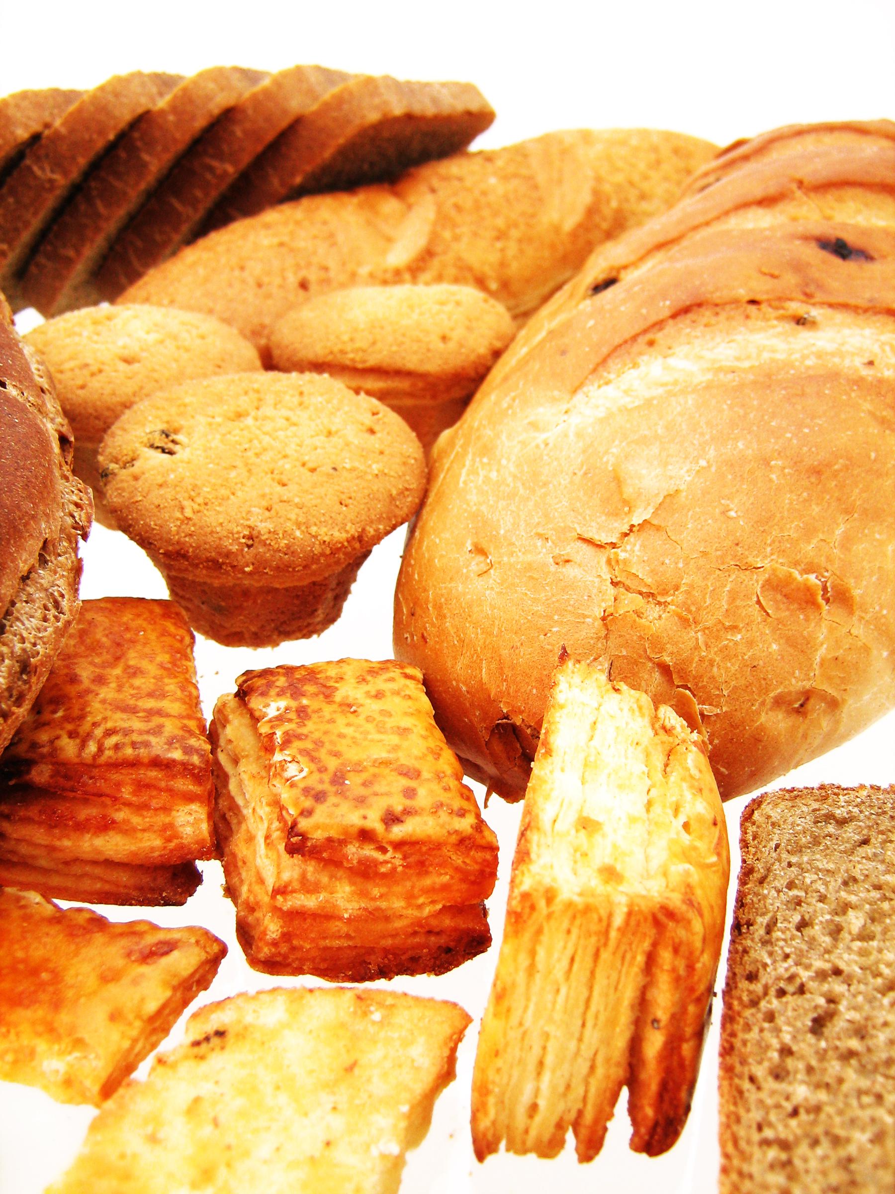 bread and buns, Bakery, Bread, Breakfast, Bun, HQ Photo